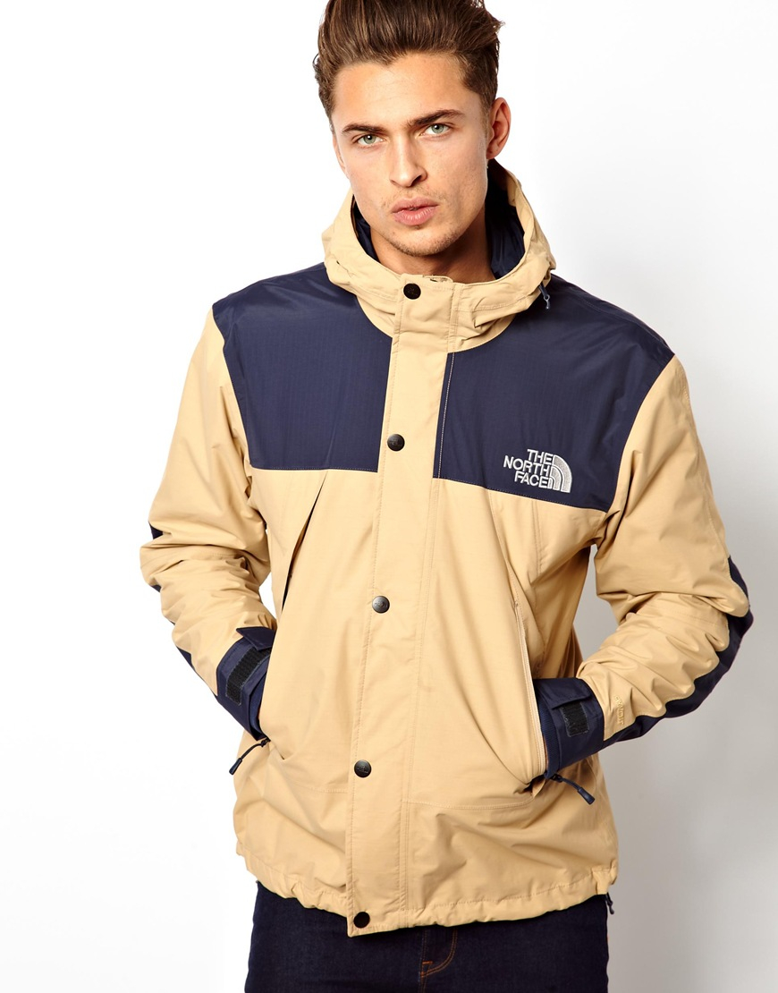 b13295dafdbf0 The North Face Metro Mountain Parka in Natural for Men - Lyst