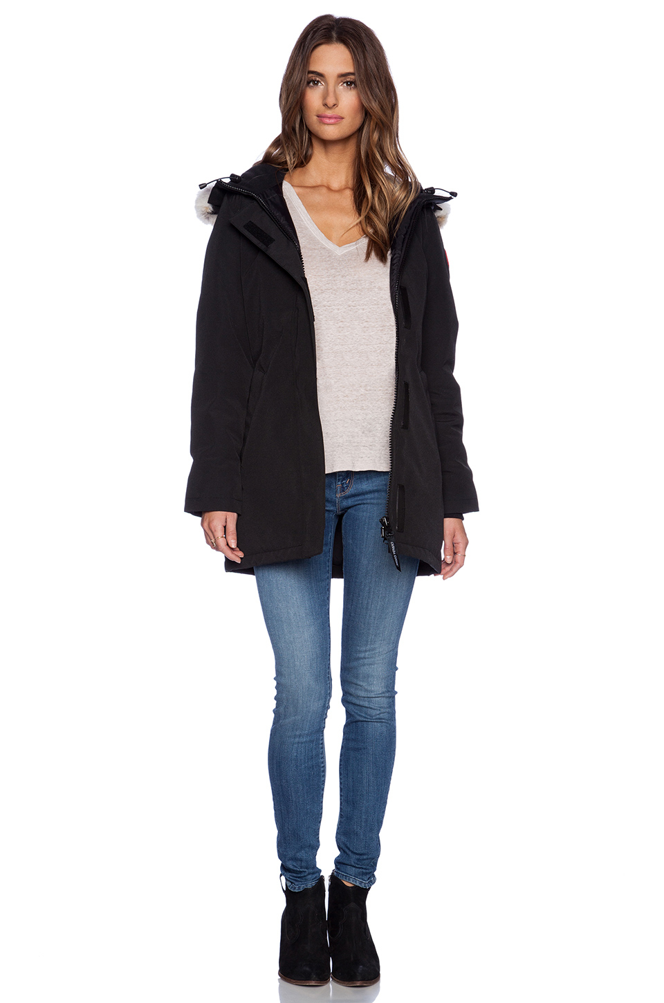 Gallery. Previously sold at: REVOLVE · Women's Canada Goose Victoria