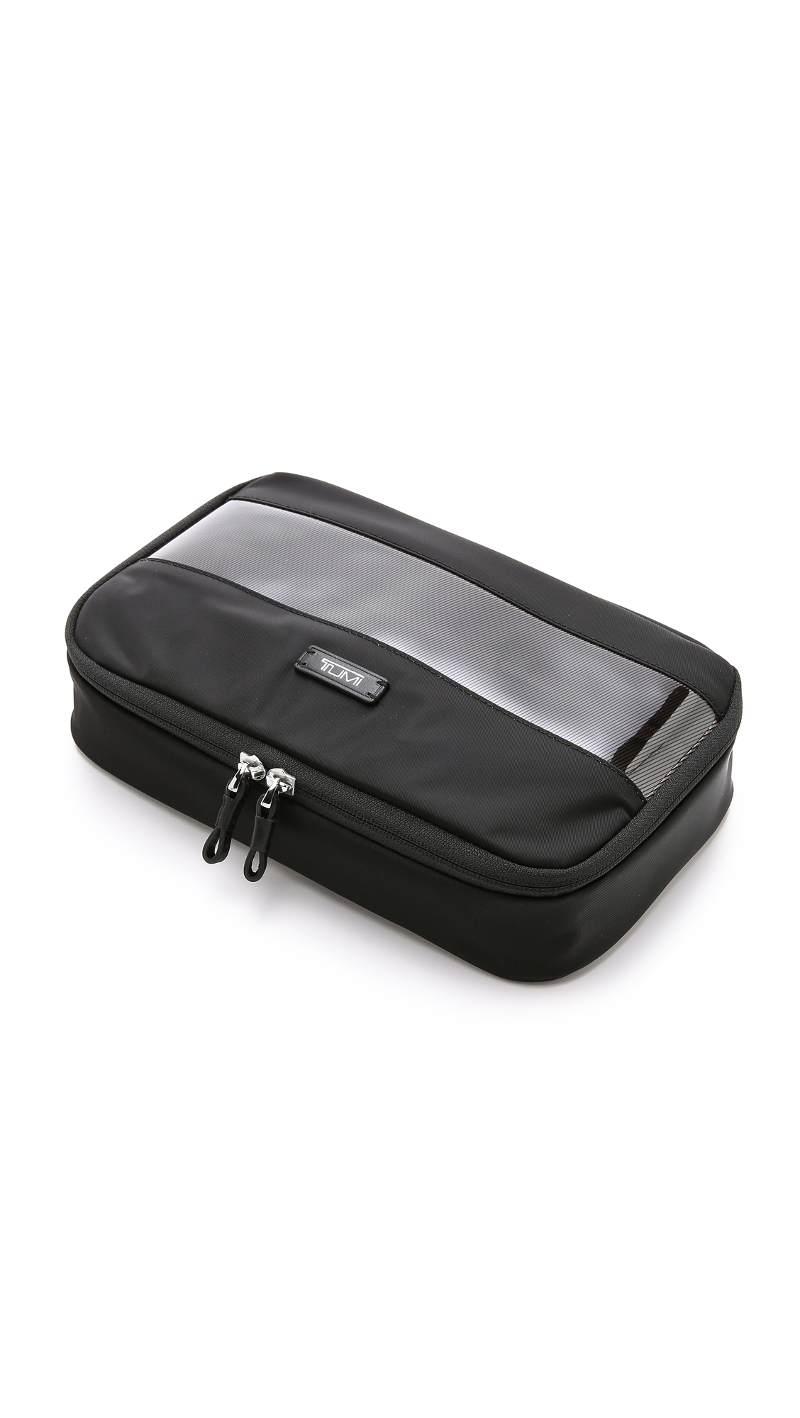Tumi Packing Cube Black In Black Lyst