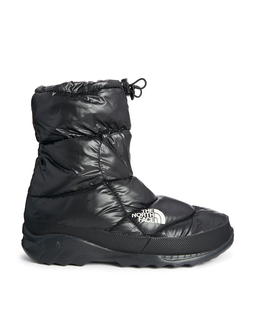 The North Face Snow Boots In Black For Men Lyst