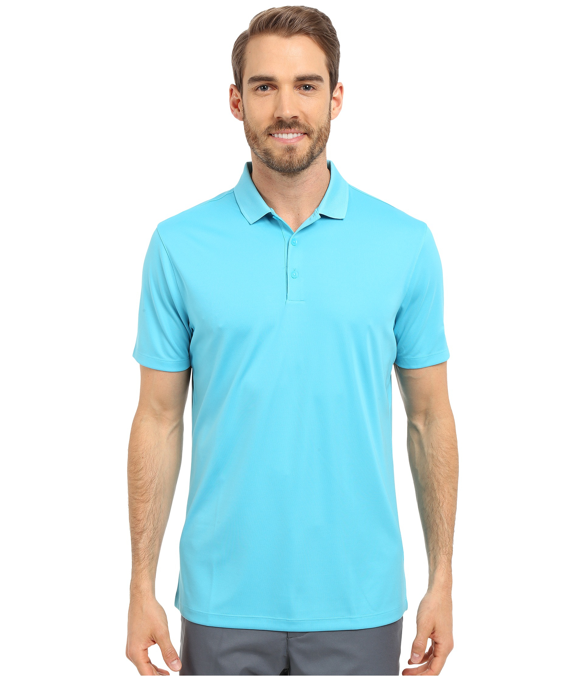 d2facb0f Nike Victory Solid Polo in Blue for Men - Lyst