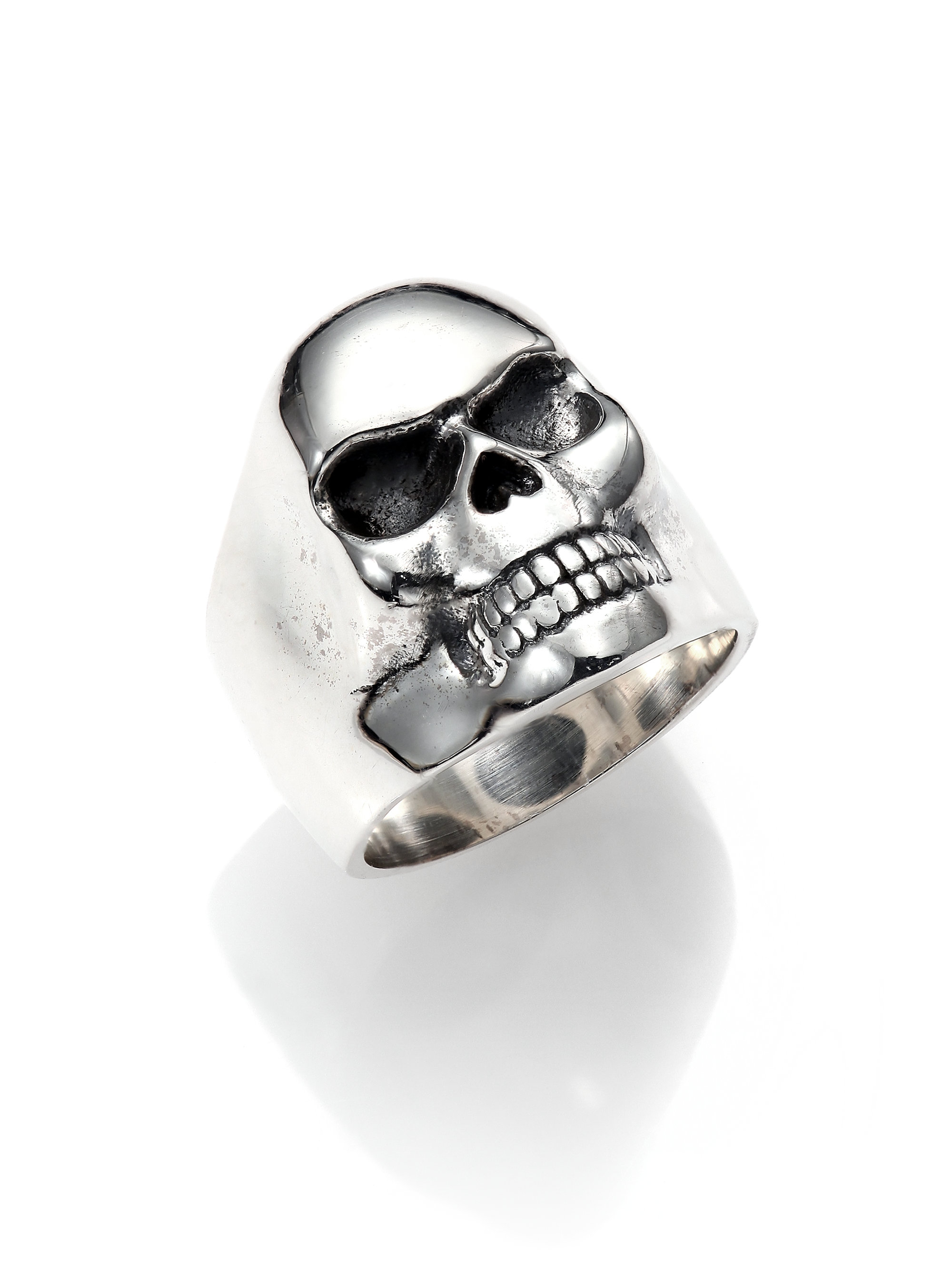 caymancode mcqueen skull and rings queen ring gold king alexander