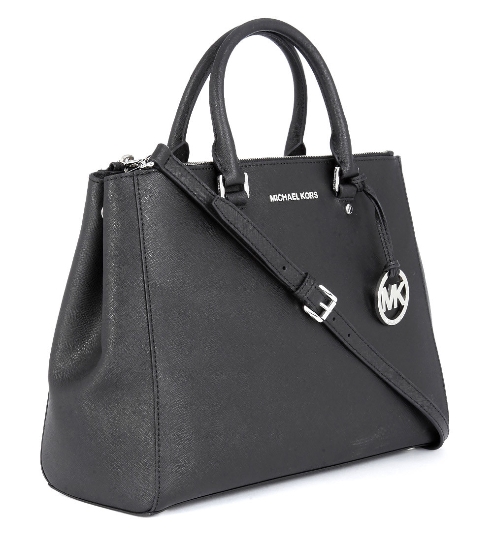 248679fb8903 Black Saffiano Leather Bag Michael Kors | Stanford Center for ...