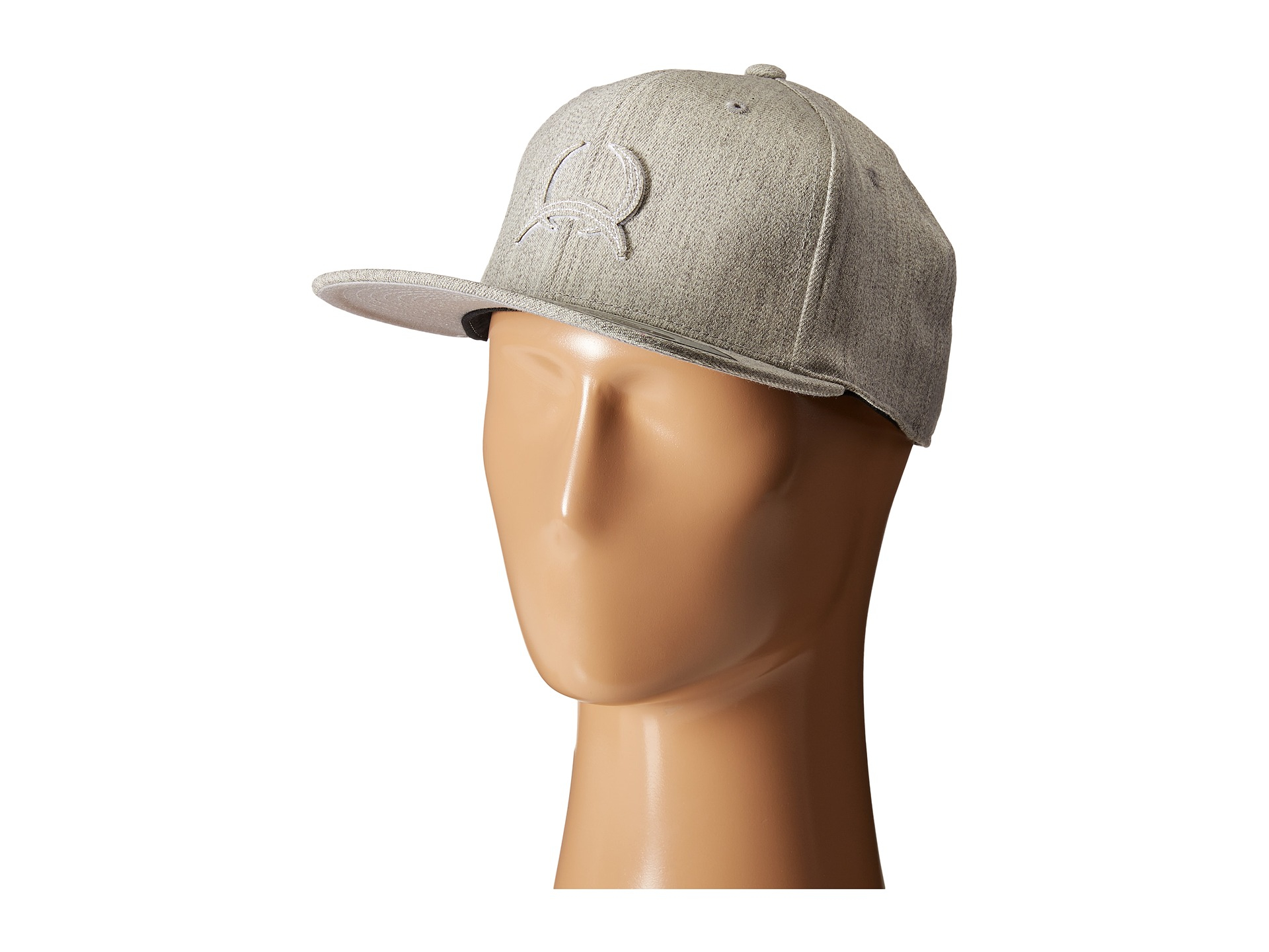 Lyst - Cinch Low Pro Art Snapback in Natural for Men 5d3ff27f0be