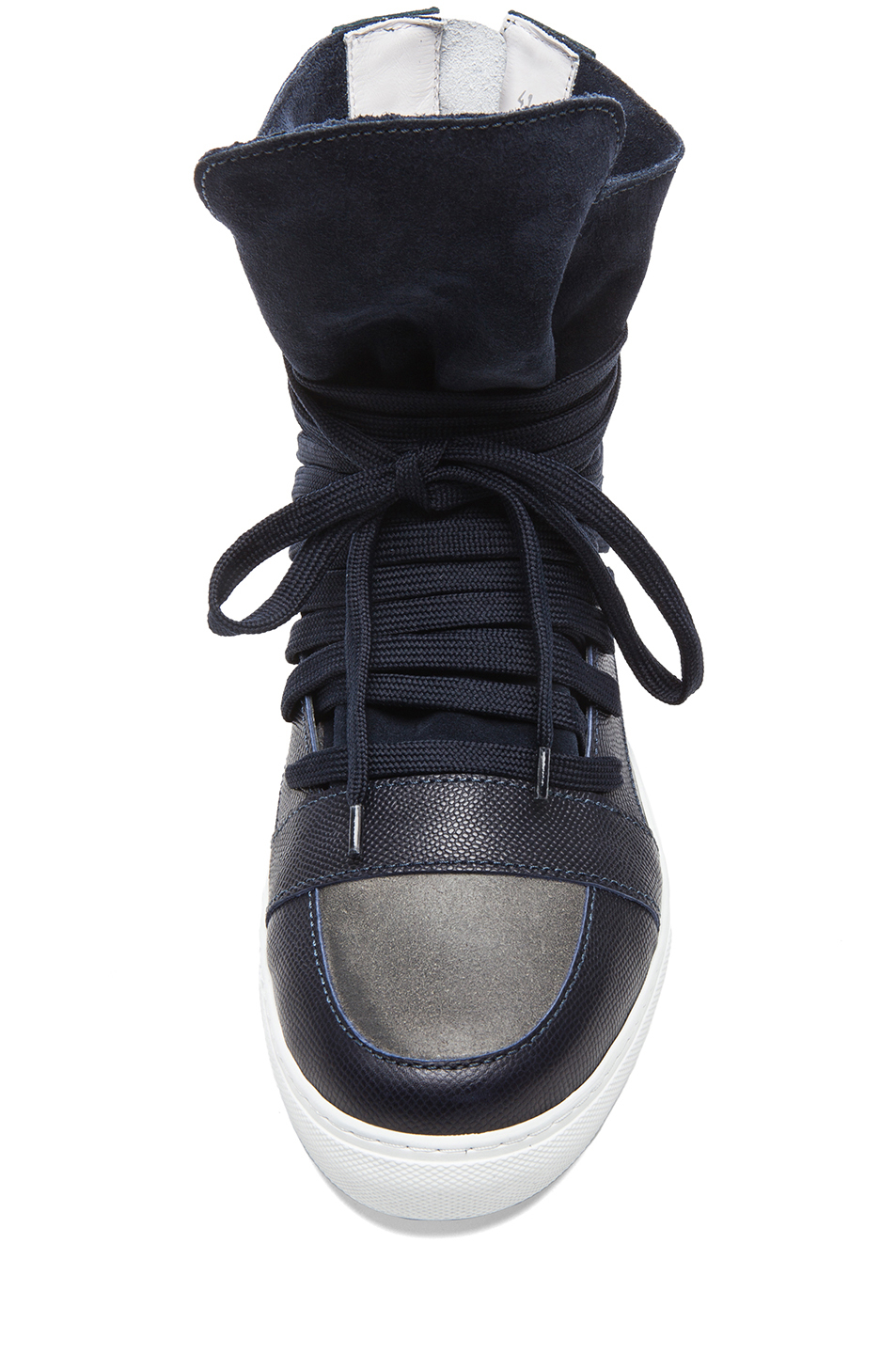 Kris Van Assche Multi Lace Shoes