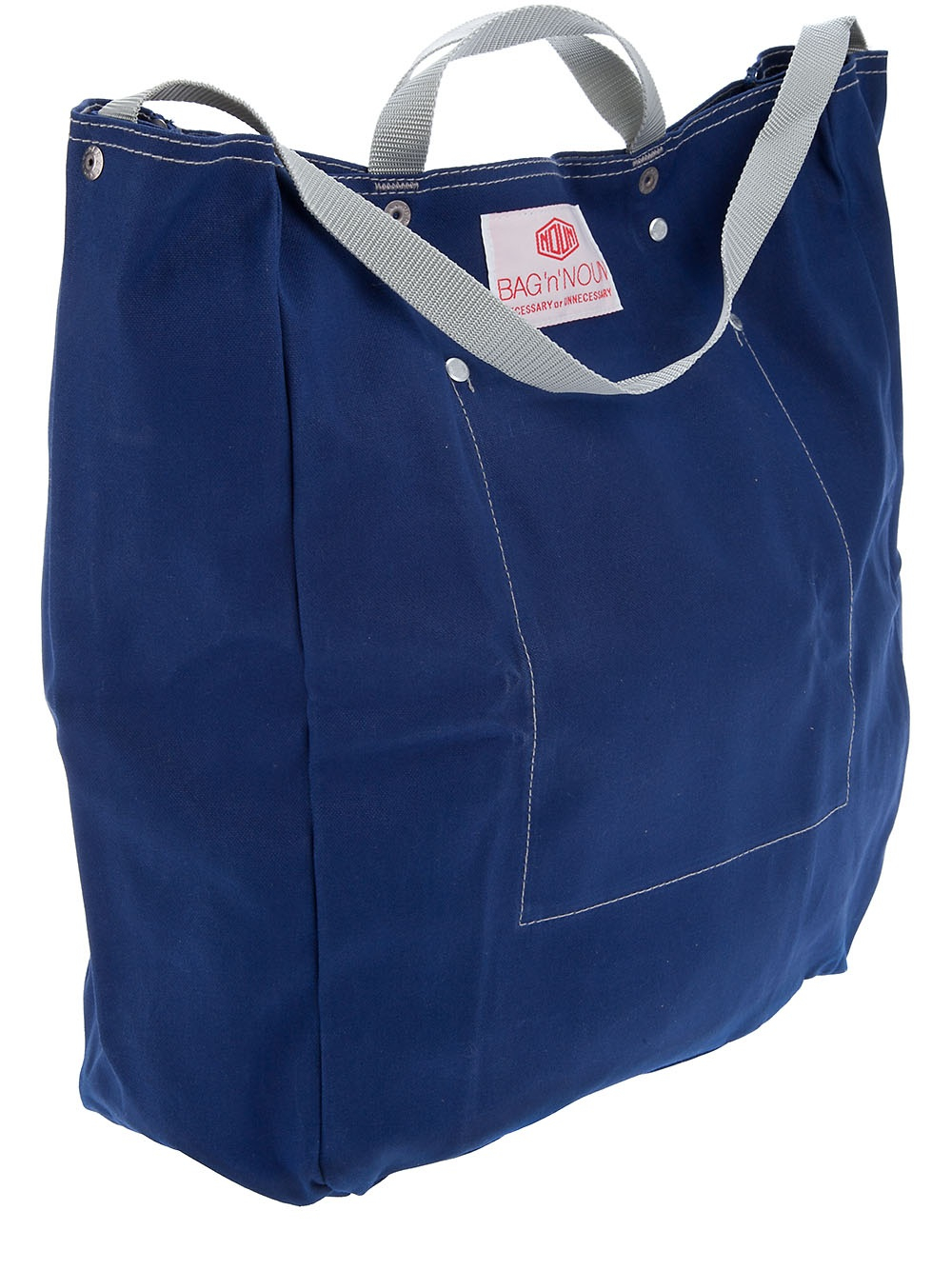 Bag Quot N Quot Noun Toolbag Shopper Bag In Blue Lyst