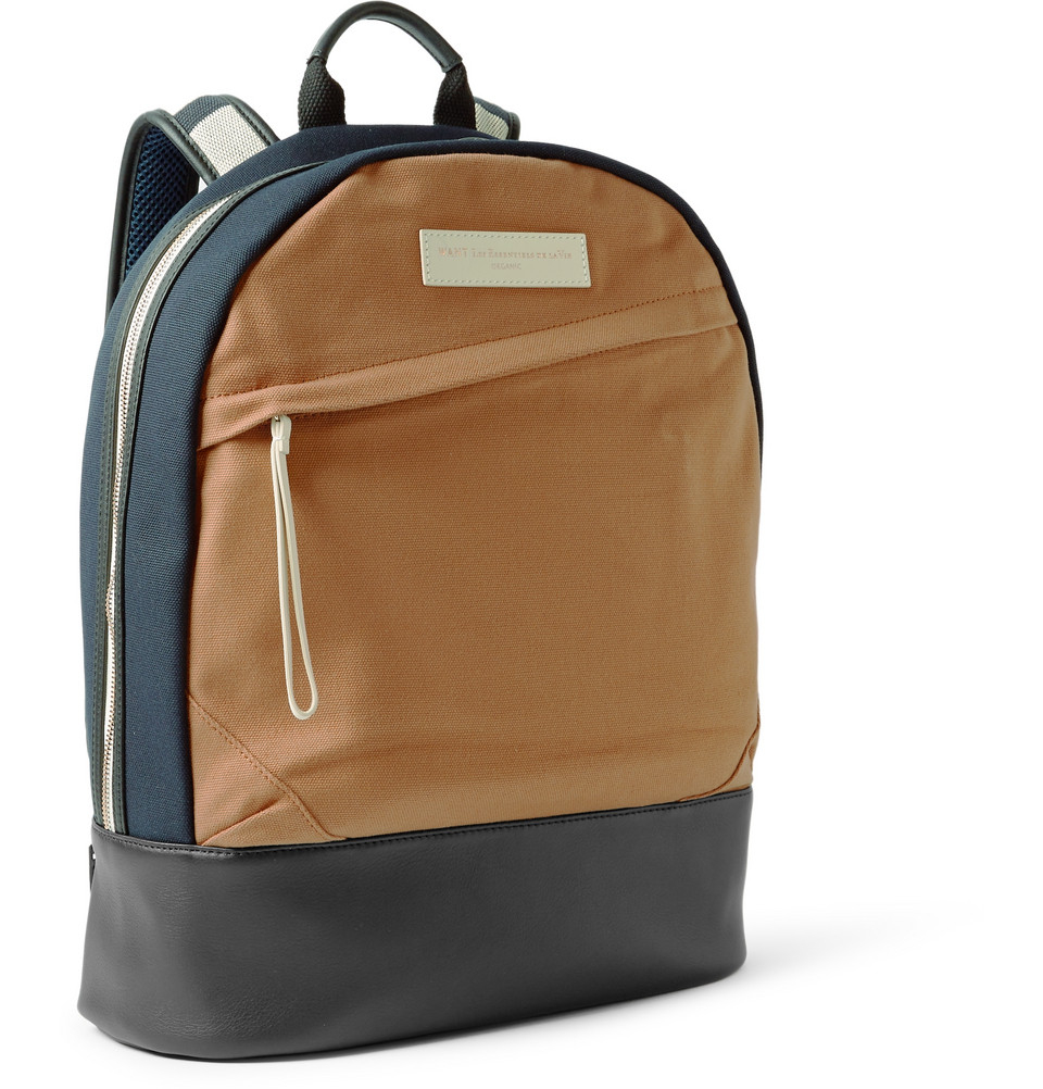 Many Kinds Of Cheap Online Discounts Sale Online Kastrup Cotton Canvas Backpack Want Les Essentiels Outlet Pay With Paypal Countdown Package SMcwciR