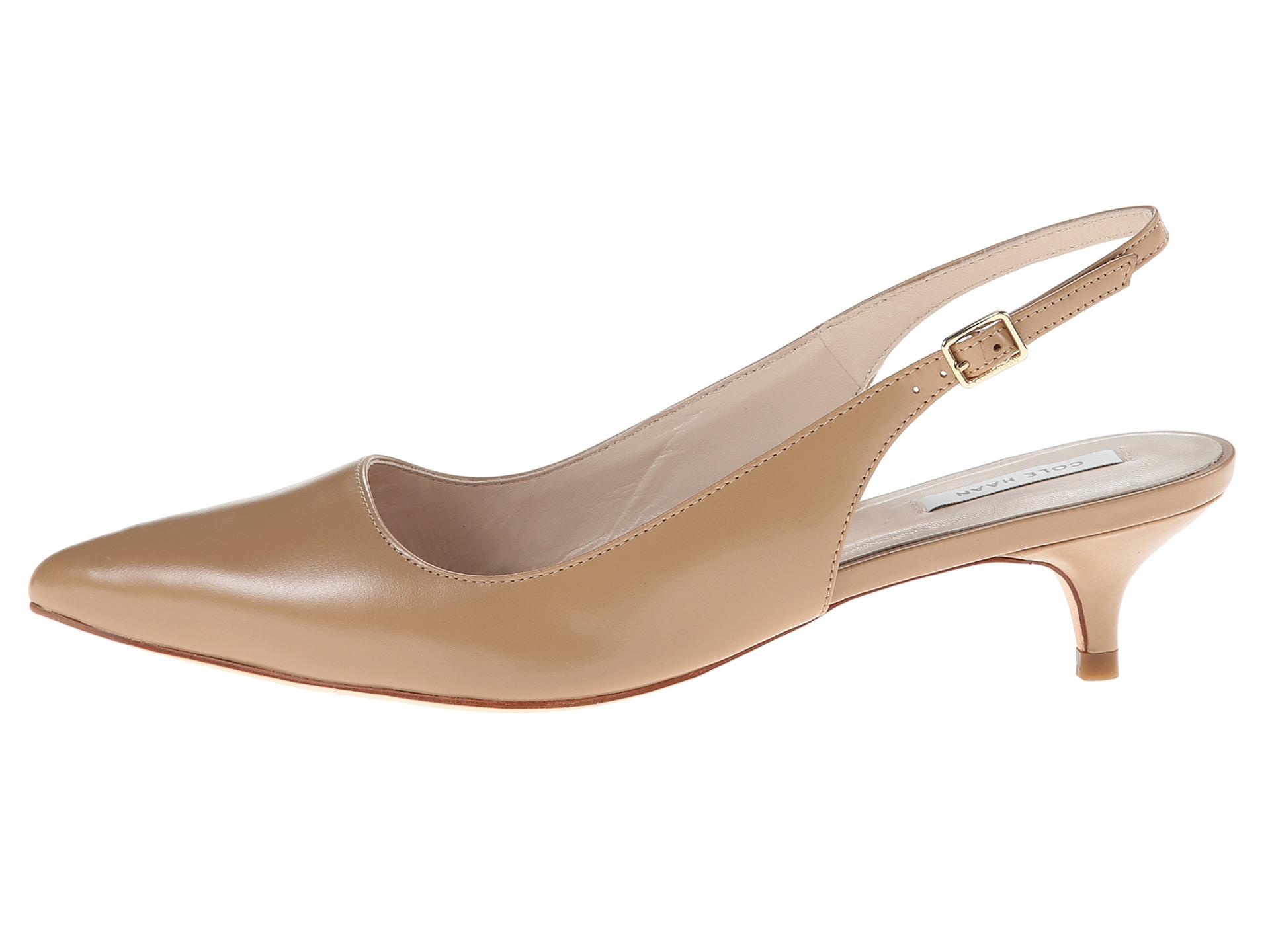 Womens Shoes Cole Haan Bradshaw Sling 40 Black