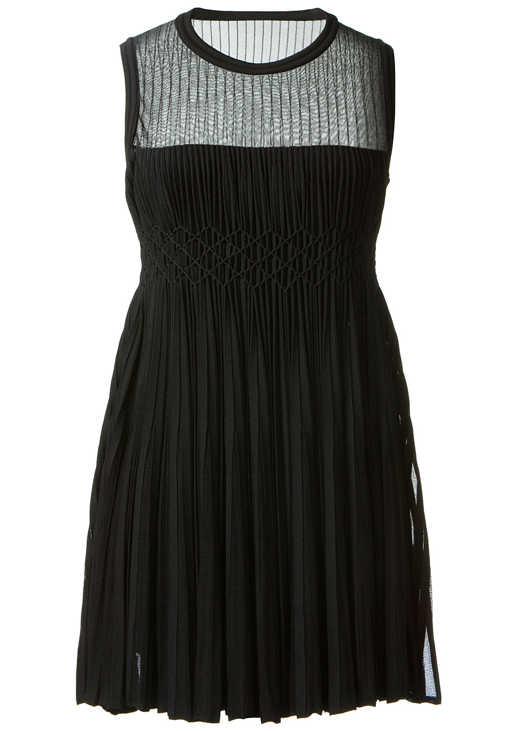 Alaia Dress Serpentine View Fullscreen
