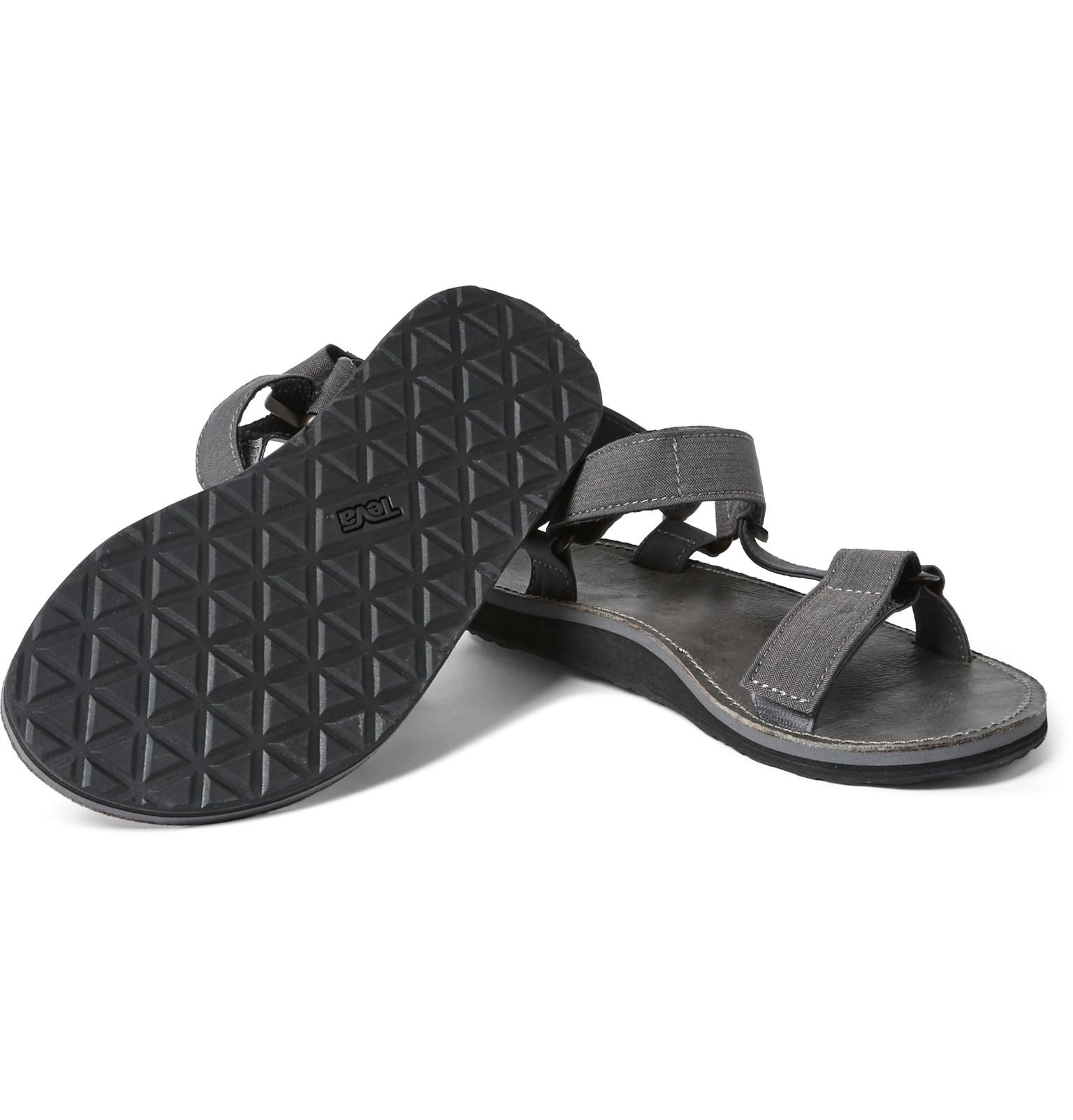 Teva Original Universal Grosgrain And Rubber Sandals in ...
