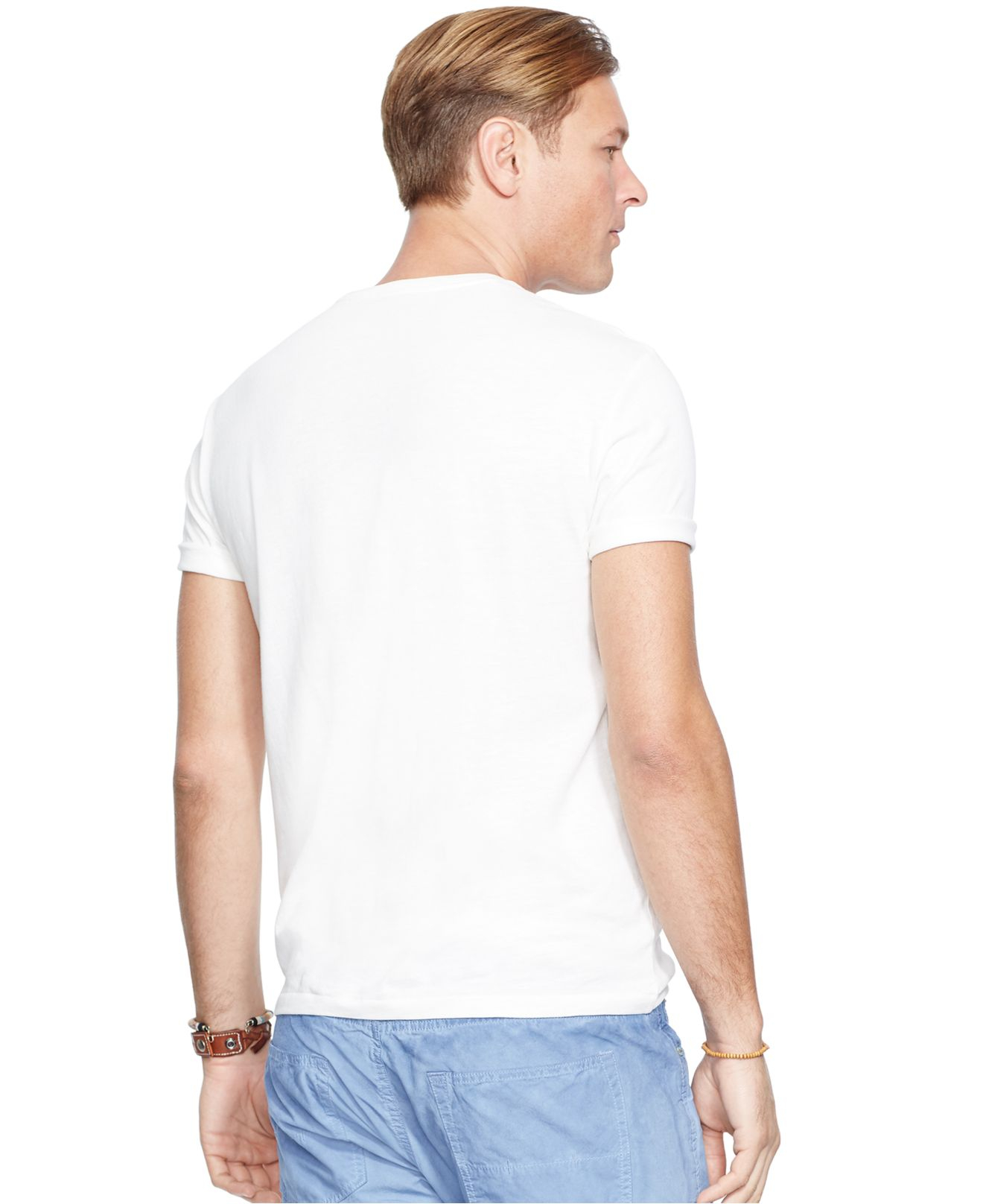 Polo ralph lauren big and tall surf print graphic t shirt for Big and tall printed t shirts