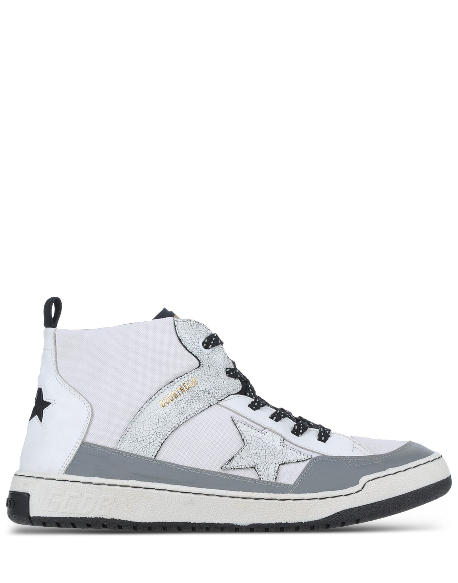 golden goose deluxe brand high top sneakers in white for men lyst. Black Bedroom Furniture Sets. Home Design Ideas