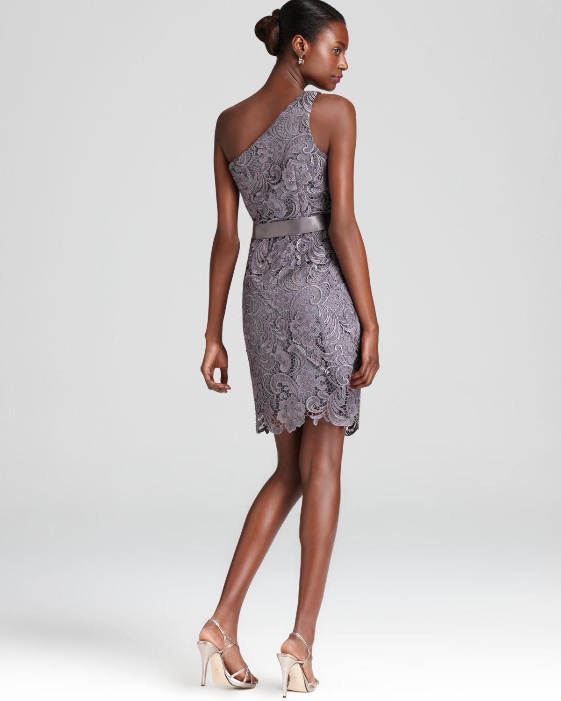 Short One Shoulder Dresses