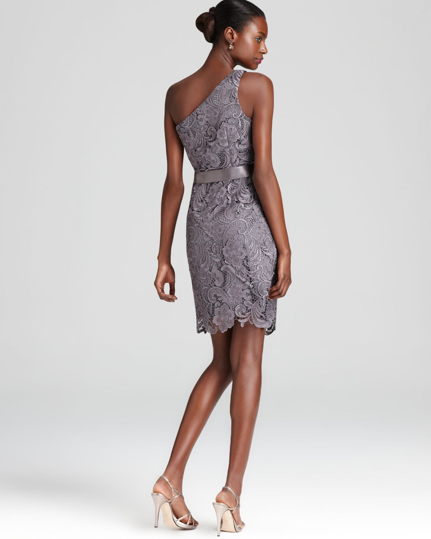 One Strap Short Dresses