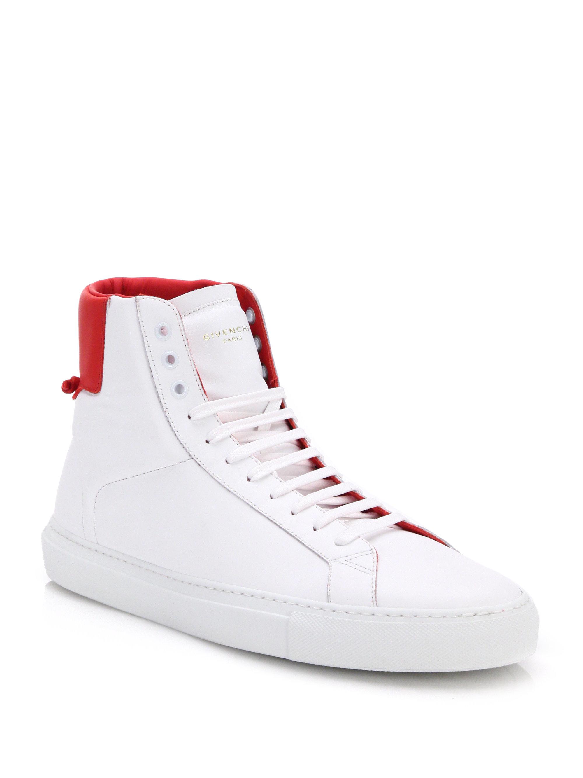 PARIS - Sneaker high - white dLwTxe4V