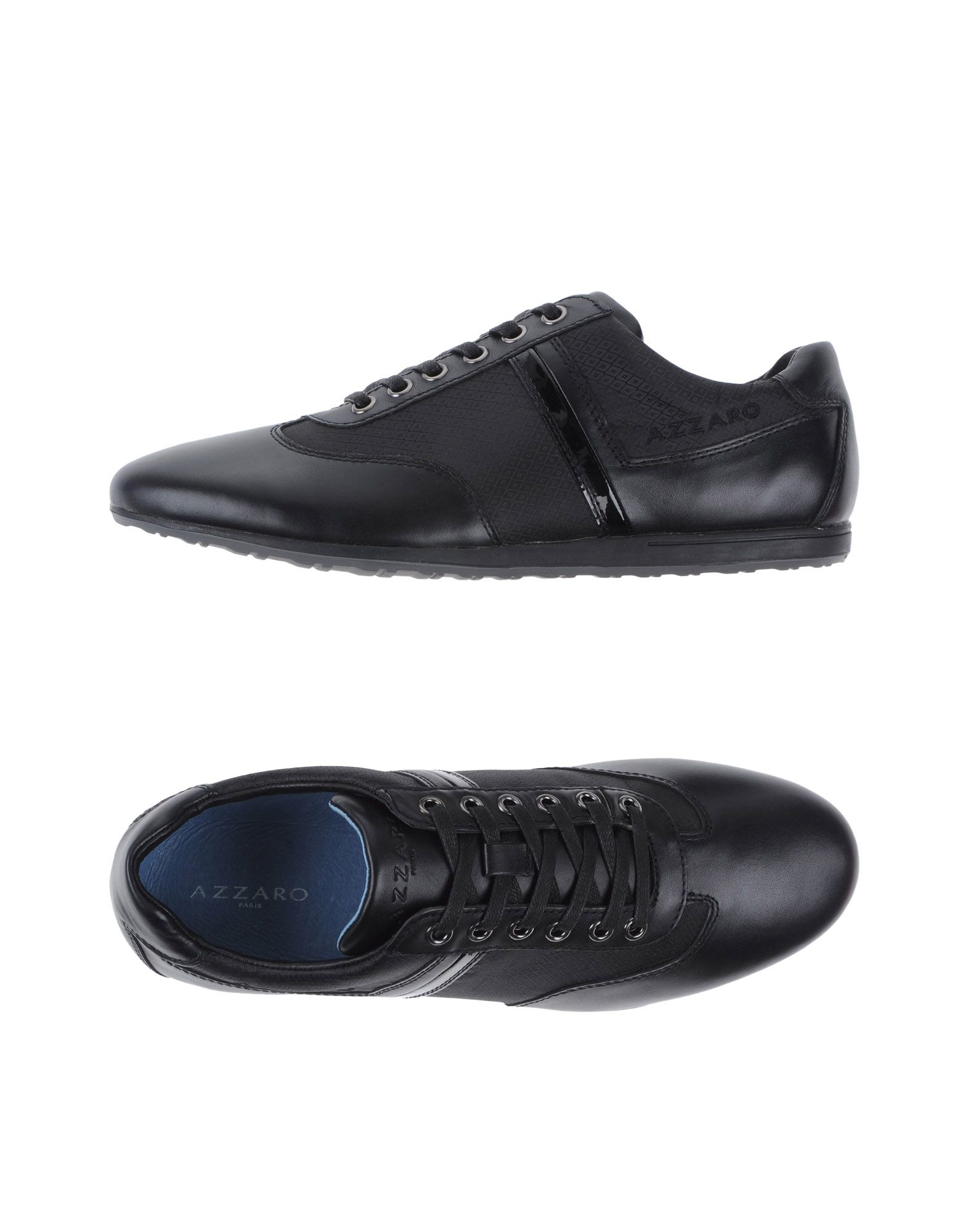 Azzaro Black Shoes
