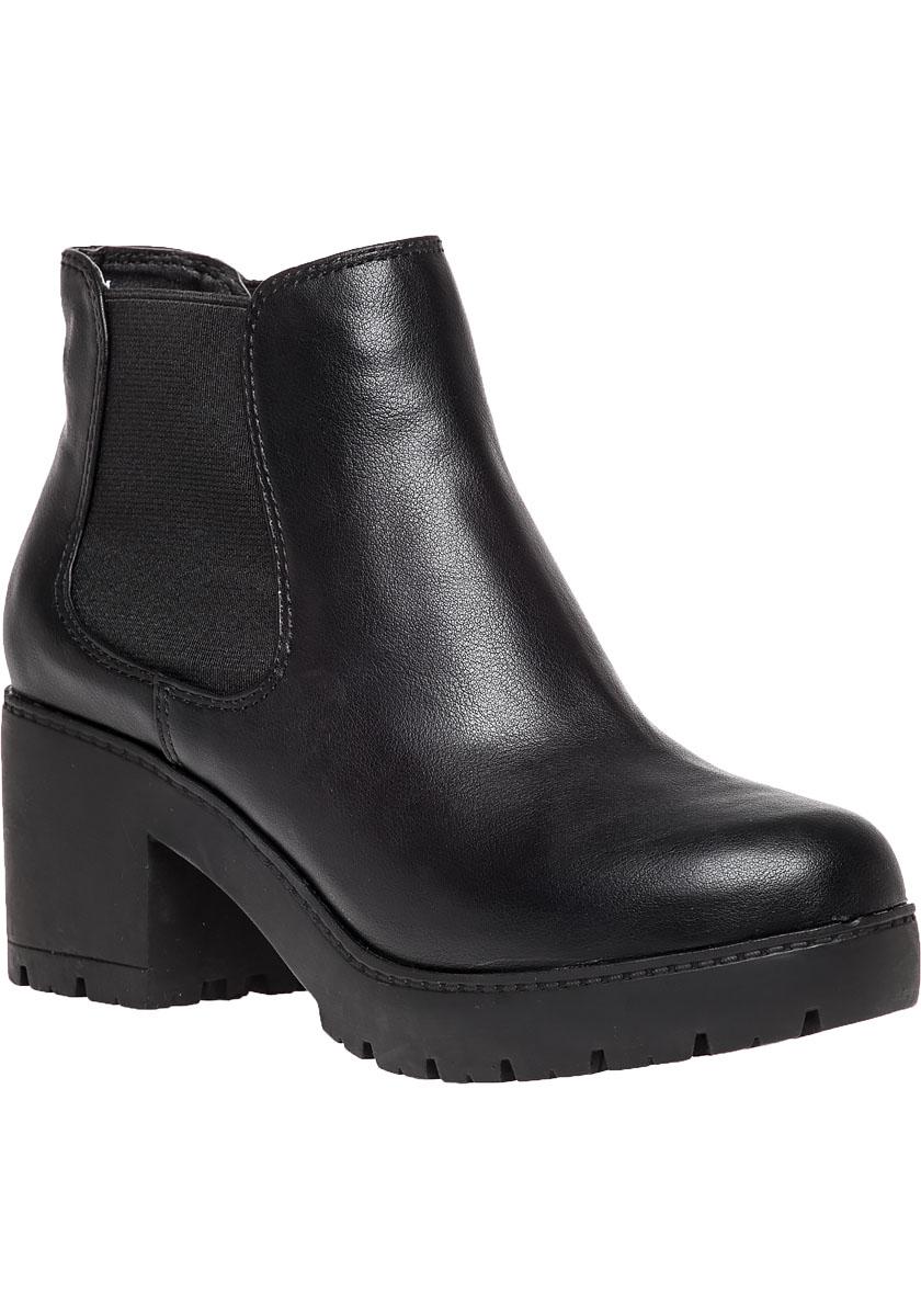 51fc5373d4e Lyst steve madden romman platform boots in black jpg 840x1200 Steve madden  black leather platforms