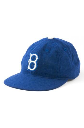 bd588669f5ad4 American Needle  brooklyn Dodgers - Statesman  Baseball Cap in Blue ...