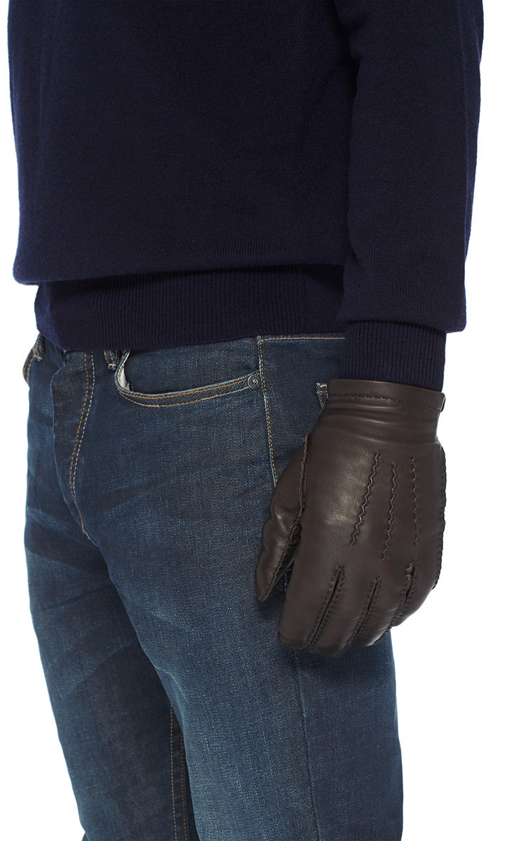 Mens leather gloves dents - Gallery Previously Sold At Moda Operandi Men S Leather Gloves