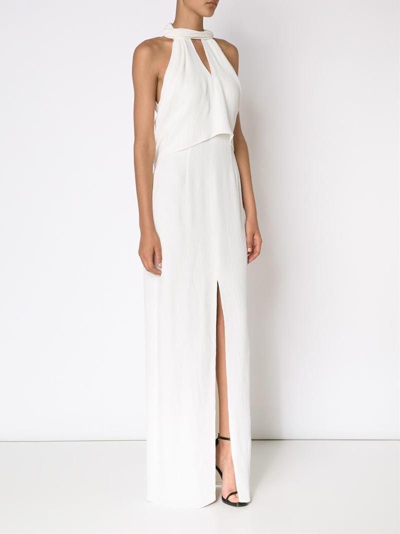 DRESSES - Long dresses Jason Wu 6XqYGPnd
