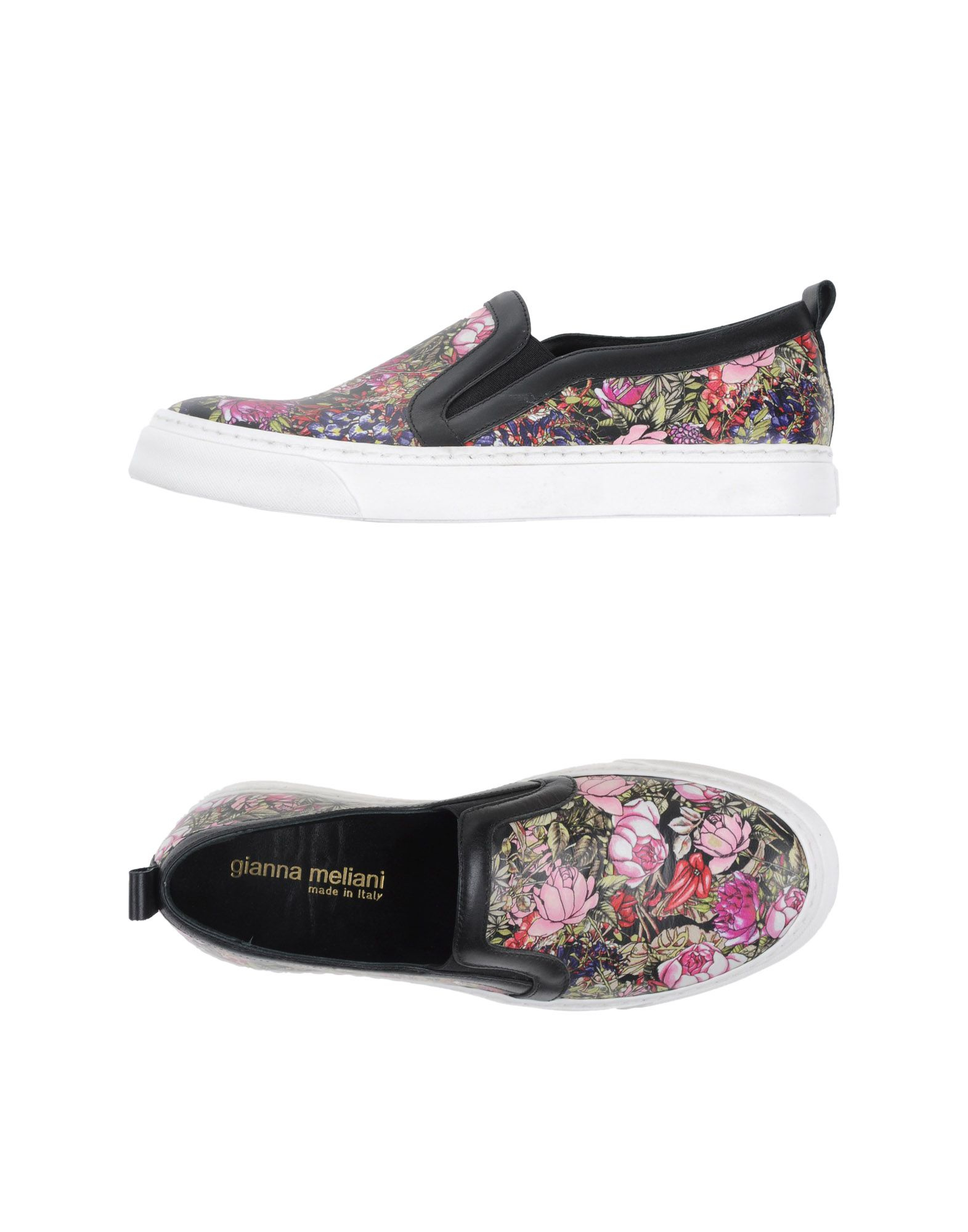 Lyst - Gianna Meliani Low-tops   Trainers in Pink 4eb3ac253