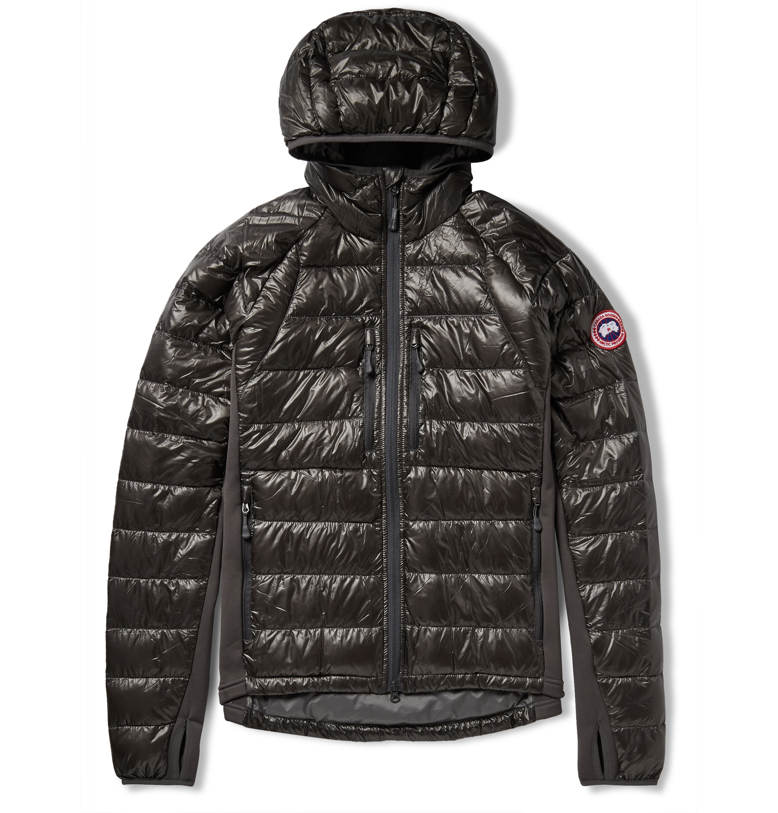 Canada Goose Hybridge Lite Jacket Timber Shell - photo#33