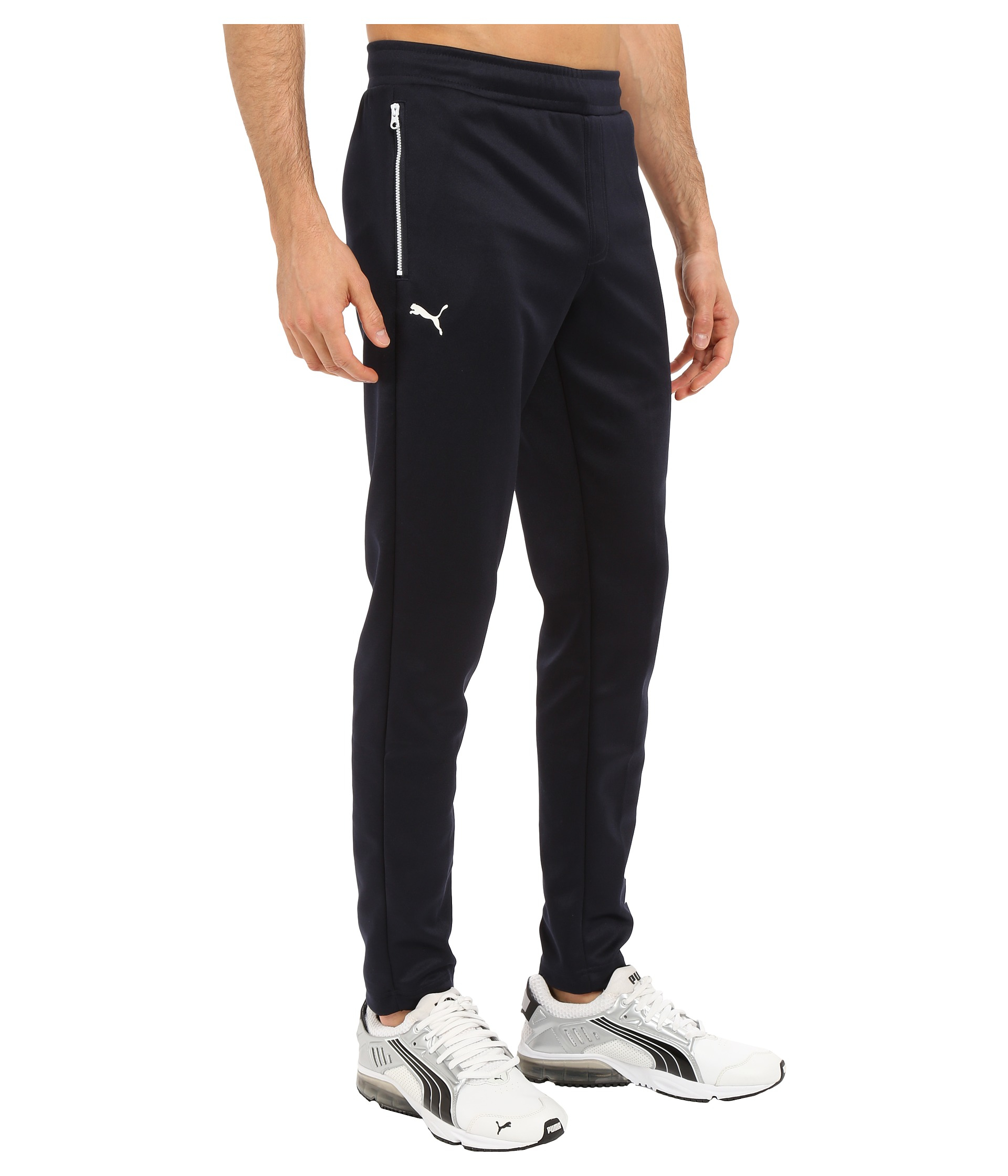 Lyst Puma Bmw Msp Track Pants In Blue For Men