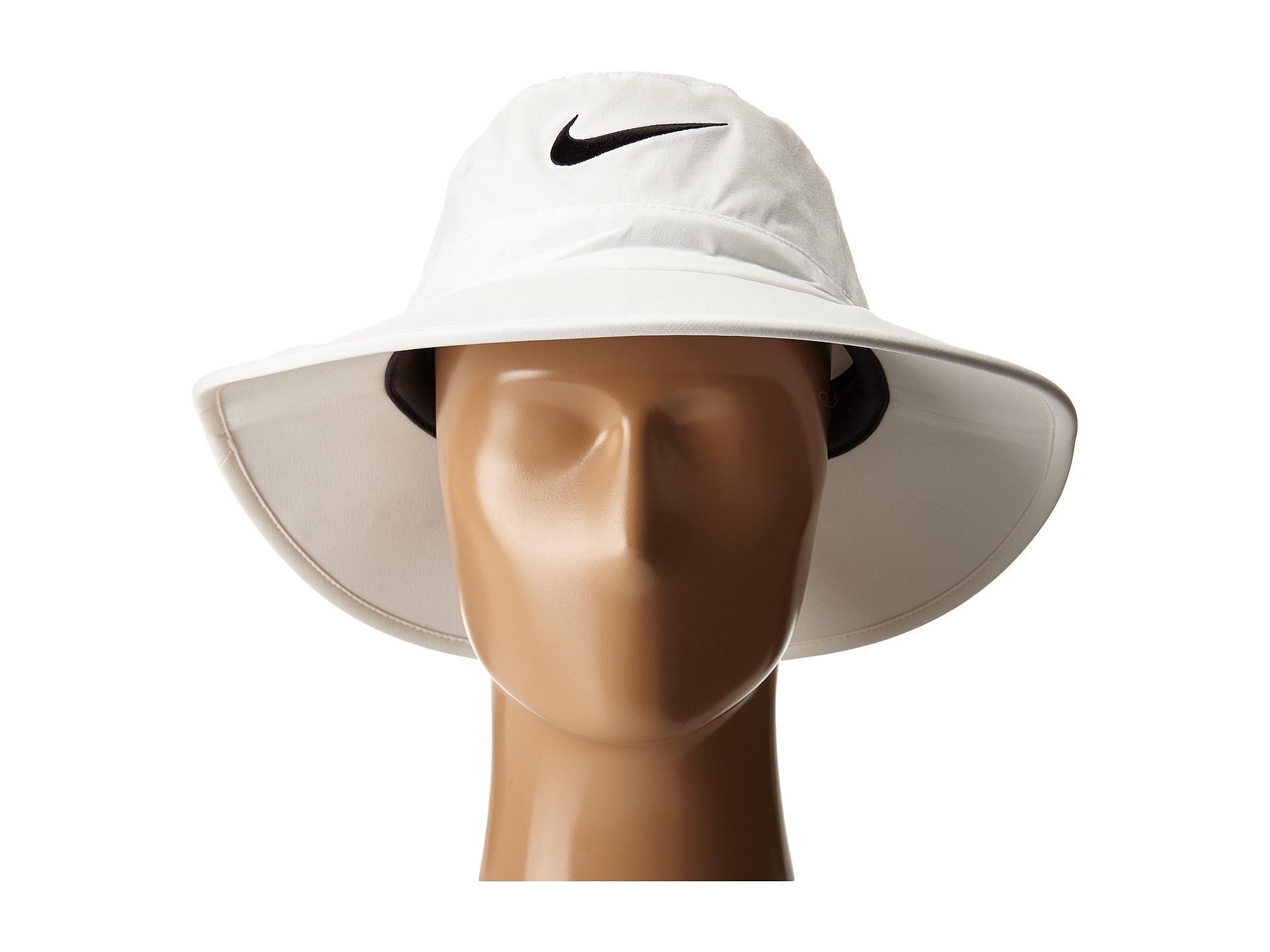 21762e71035 Lyst - Nike Sun Protect Bucket Cap in White for Men