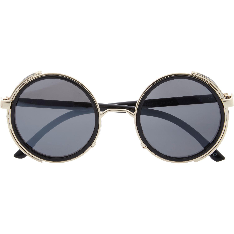 black and gold aviators  Similiar Black And Gold Glasses Keywords