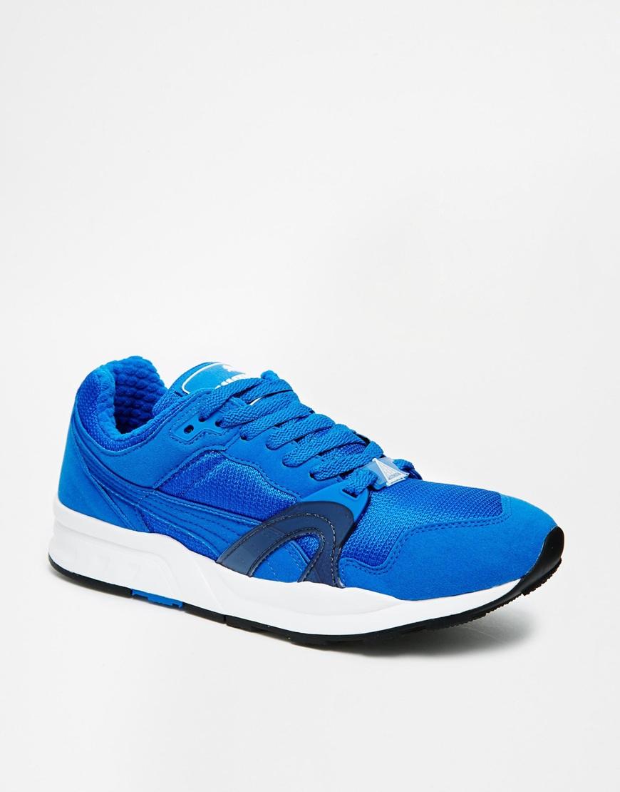 puma trinomic xt1 plus blue