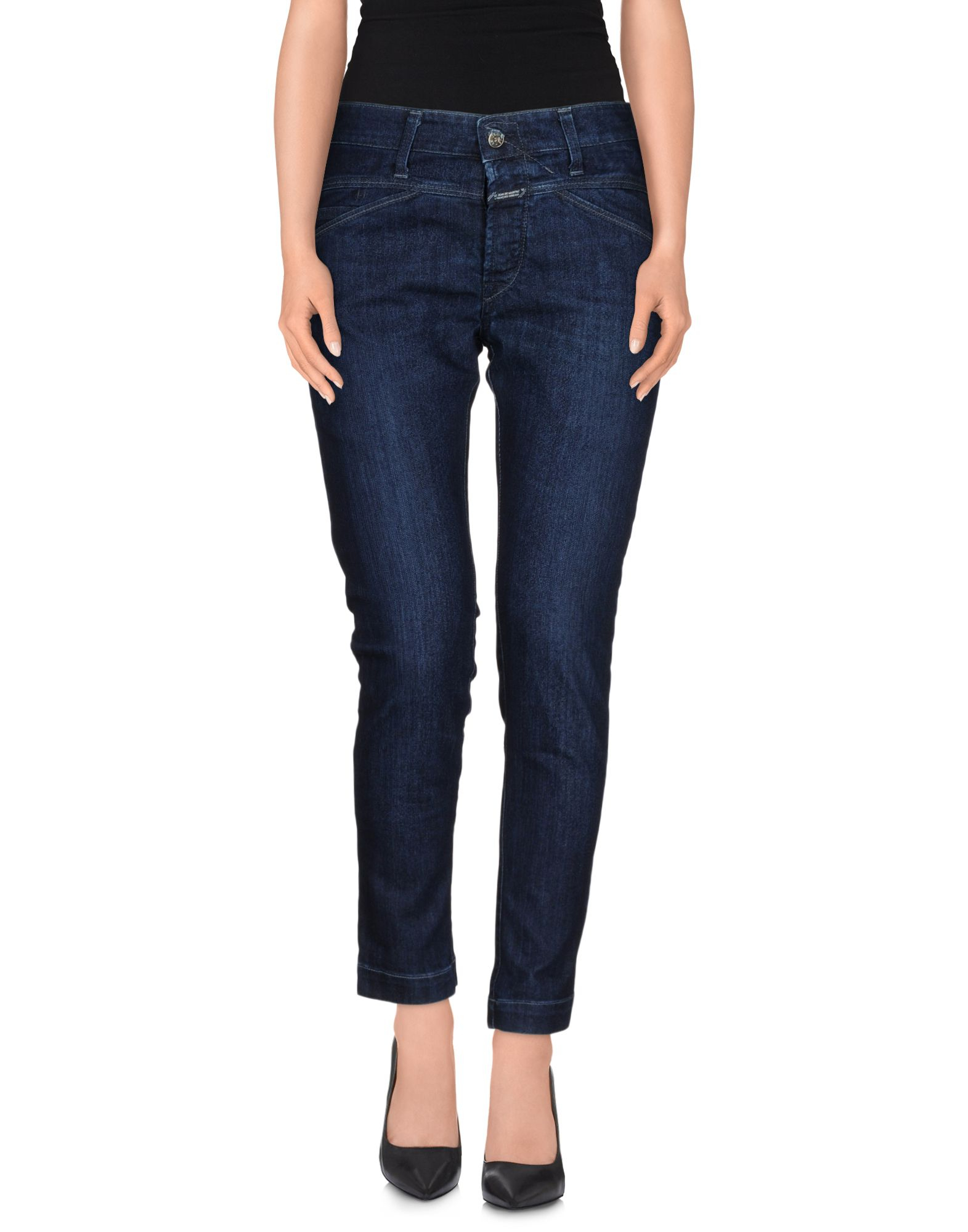 Marithé et françois girbaud Denim Pants in Blue