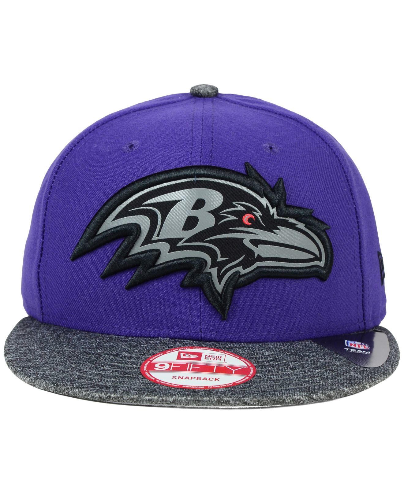 429d2ed25 good new era 9fifty pattern pop snapback hat cap 9ab9c 5af78  usa lyst ktz  baltimore ravens gridiron hook 9fifty snapback cap in b892b 2b257
