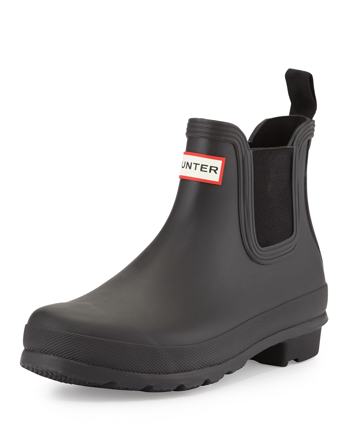 Hunter Original Chelsea Rubber Boot In Black Lyst