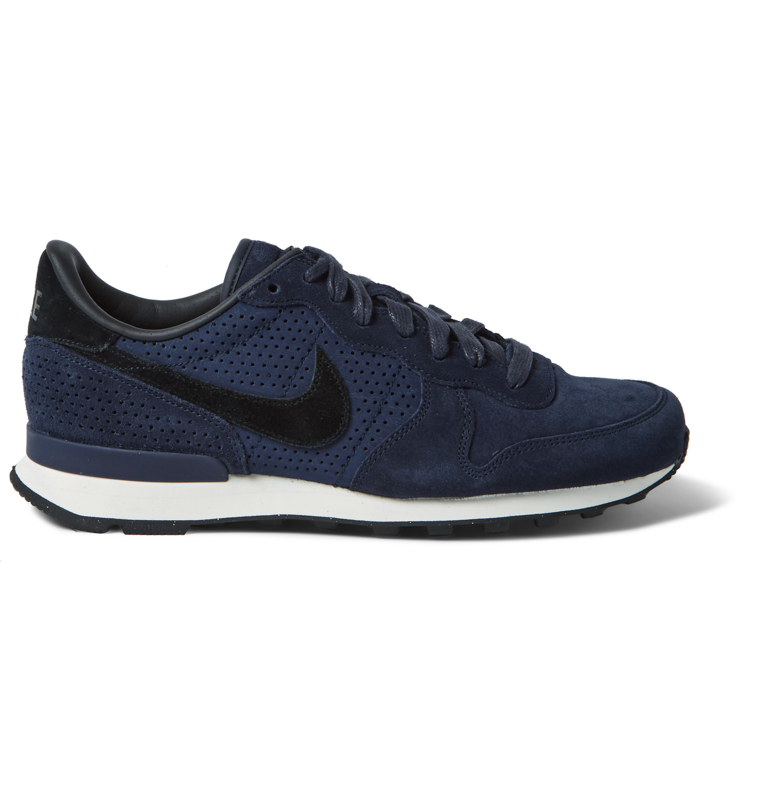 Nike Internationalist Lx Suede Sneakers in Blue for Men | Lyst