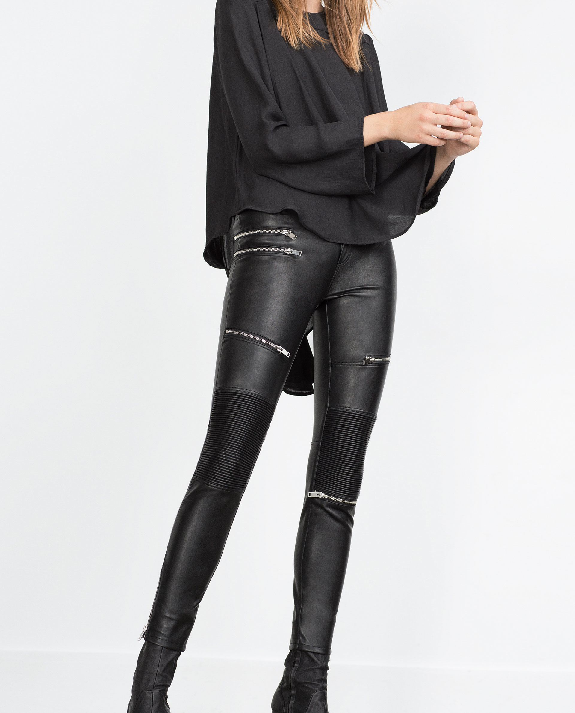 Style to classic leather pant look style - the Biker. Pull on closure Women's Shop Best Sellers · Deals of the Day · Fast Shipping · Read Ratings & ReviewsBrands: Crazy, WearAll, Cresay, Bikeraccess, Xtreemgear, Papijam and more.