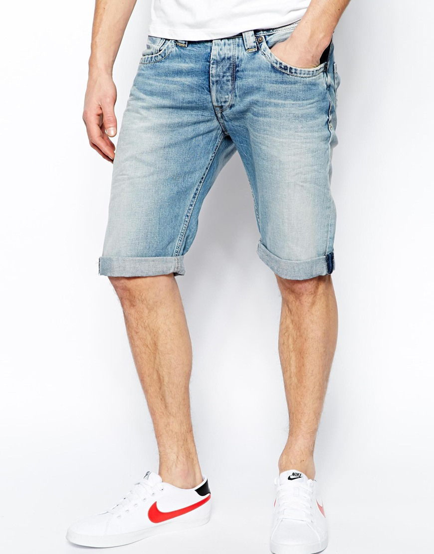Shop the Latest Collection of Denim Shorts for Men Online at efwaidi.ga FREE SHIPPING AVAILABLE! Macy's Presents: The Edit- A curated mix of fashion and inspiration Check It Out. American Rag Men's Light Wash Camo Denim Shorts, Created for Macy's.