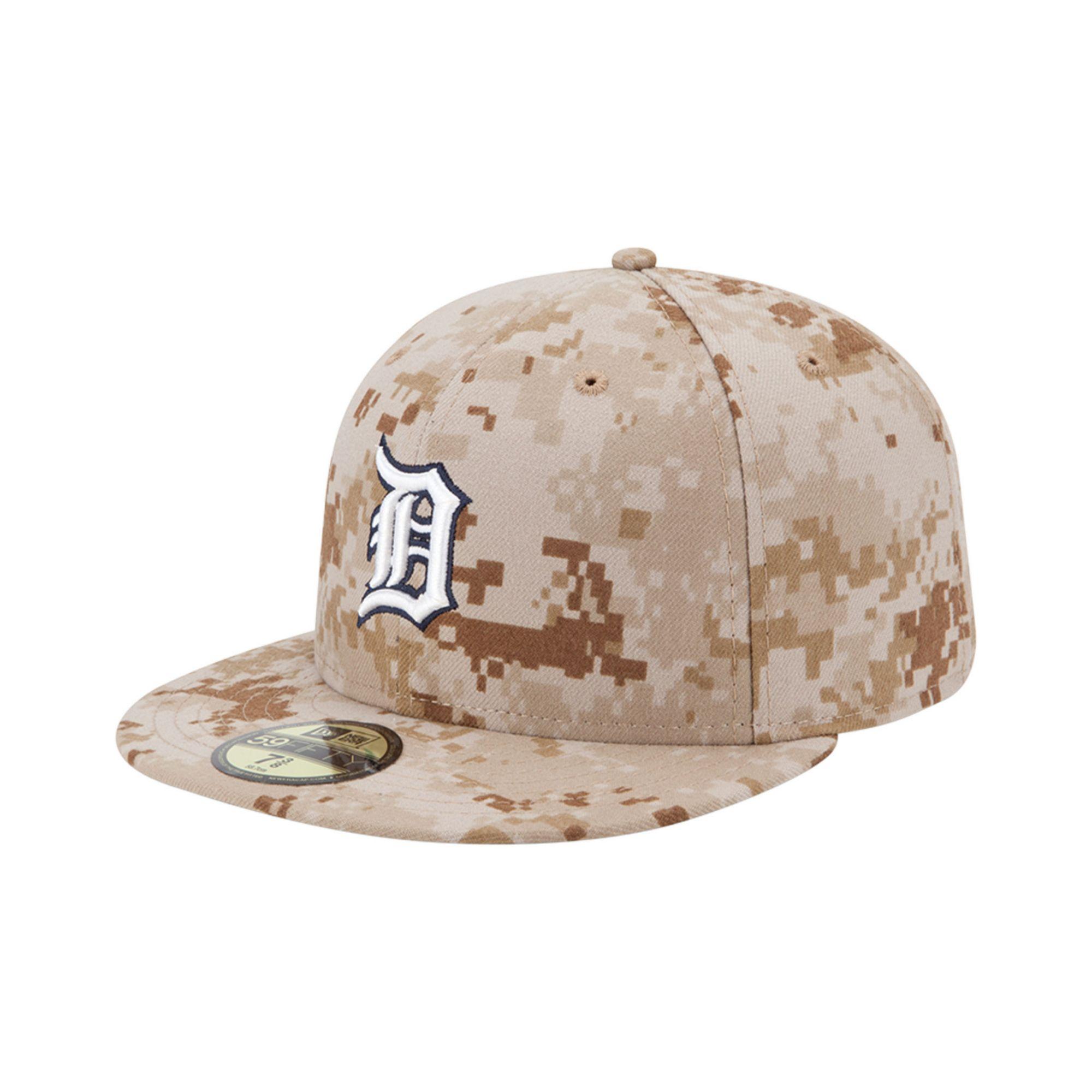 wholesale dealer afaa2 36f6e KTZ Detroit Tigers Mlb Memorial Day Stars Stripes 59fifty Cap in ...