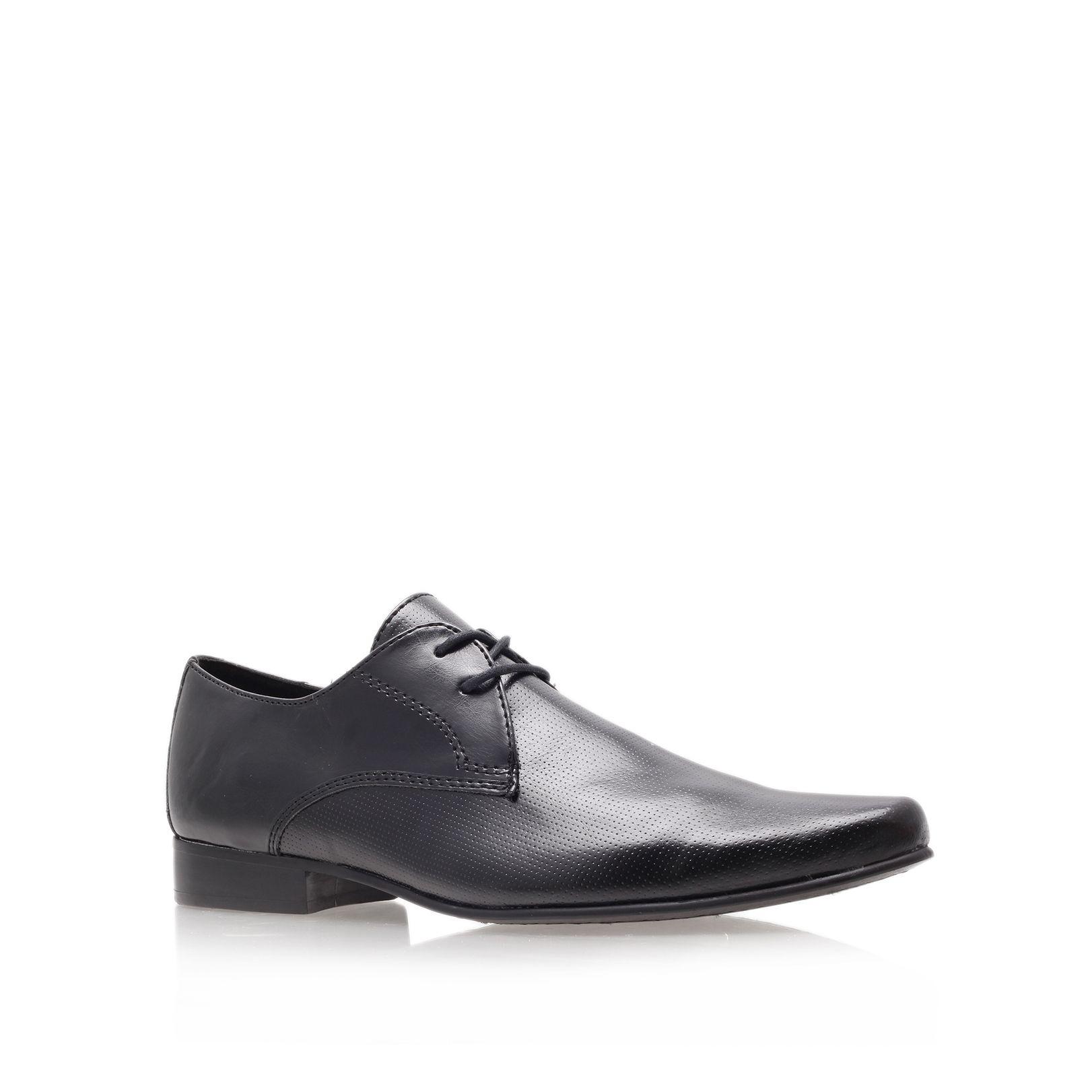 kg by kurt geiger kegworths oxford formal shoe in black