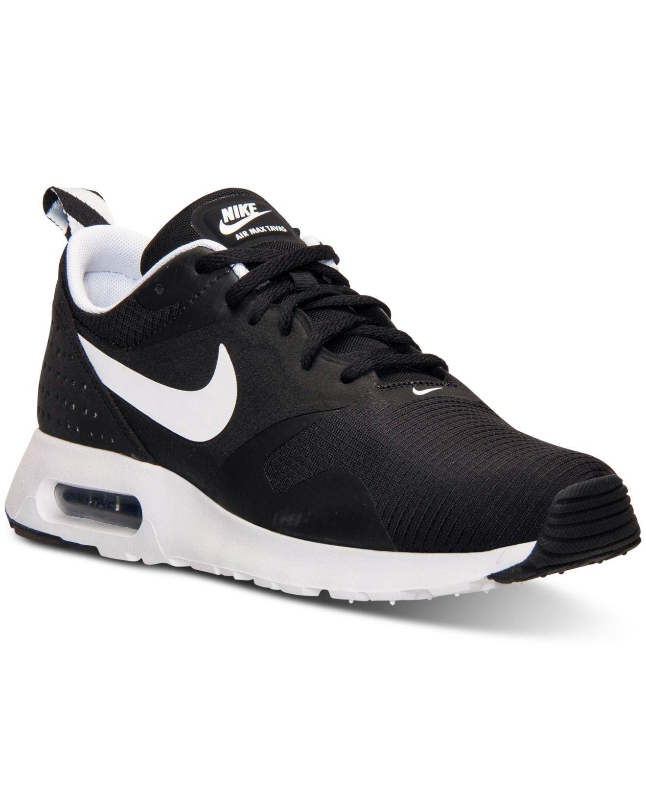 Lyst - Nike Men's Air Max Tavas Running Sneakers From ...