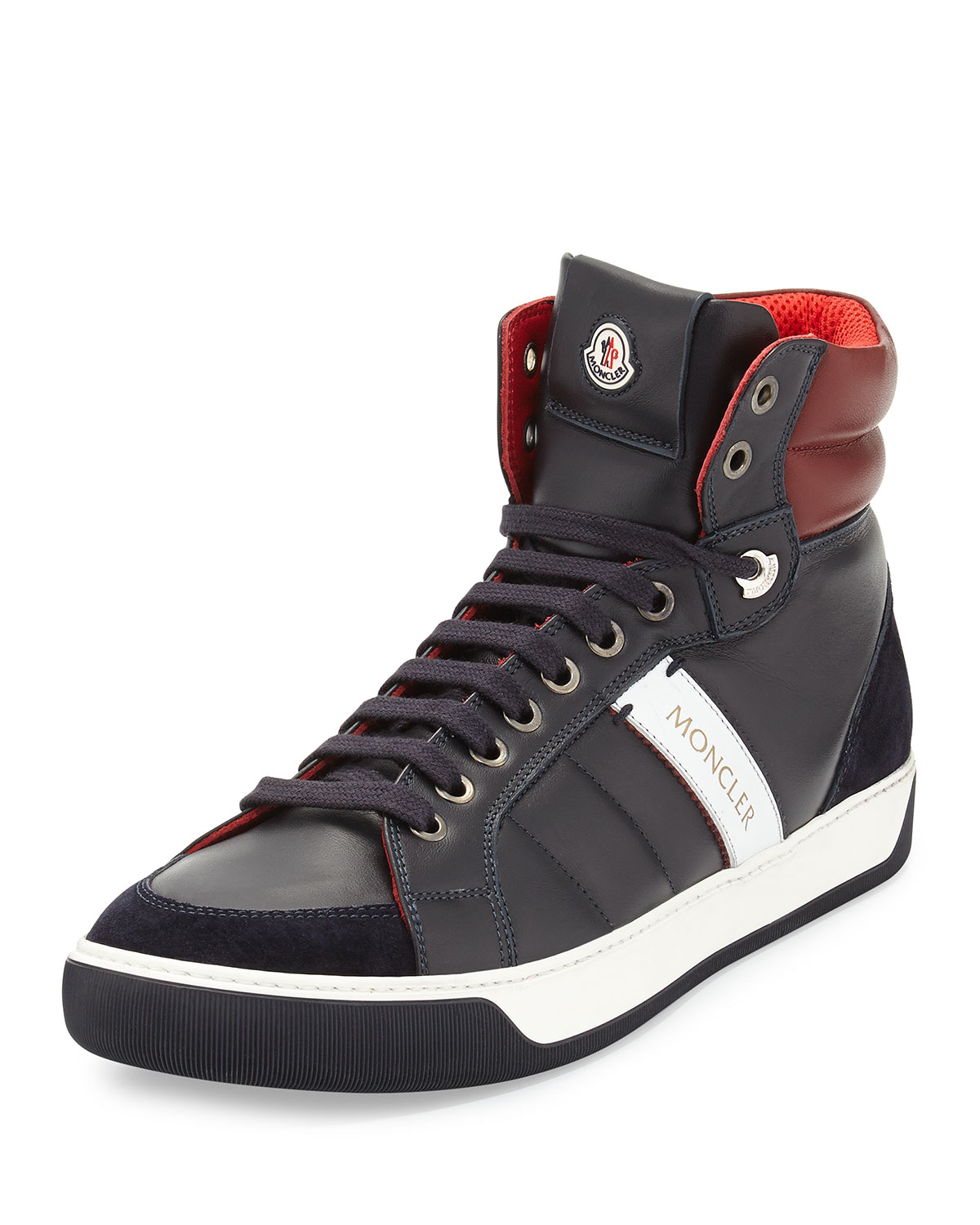 moncler high tops | West of Rayleigh