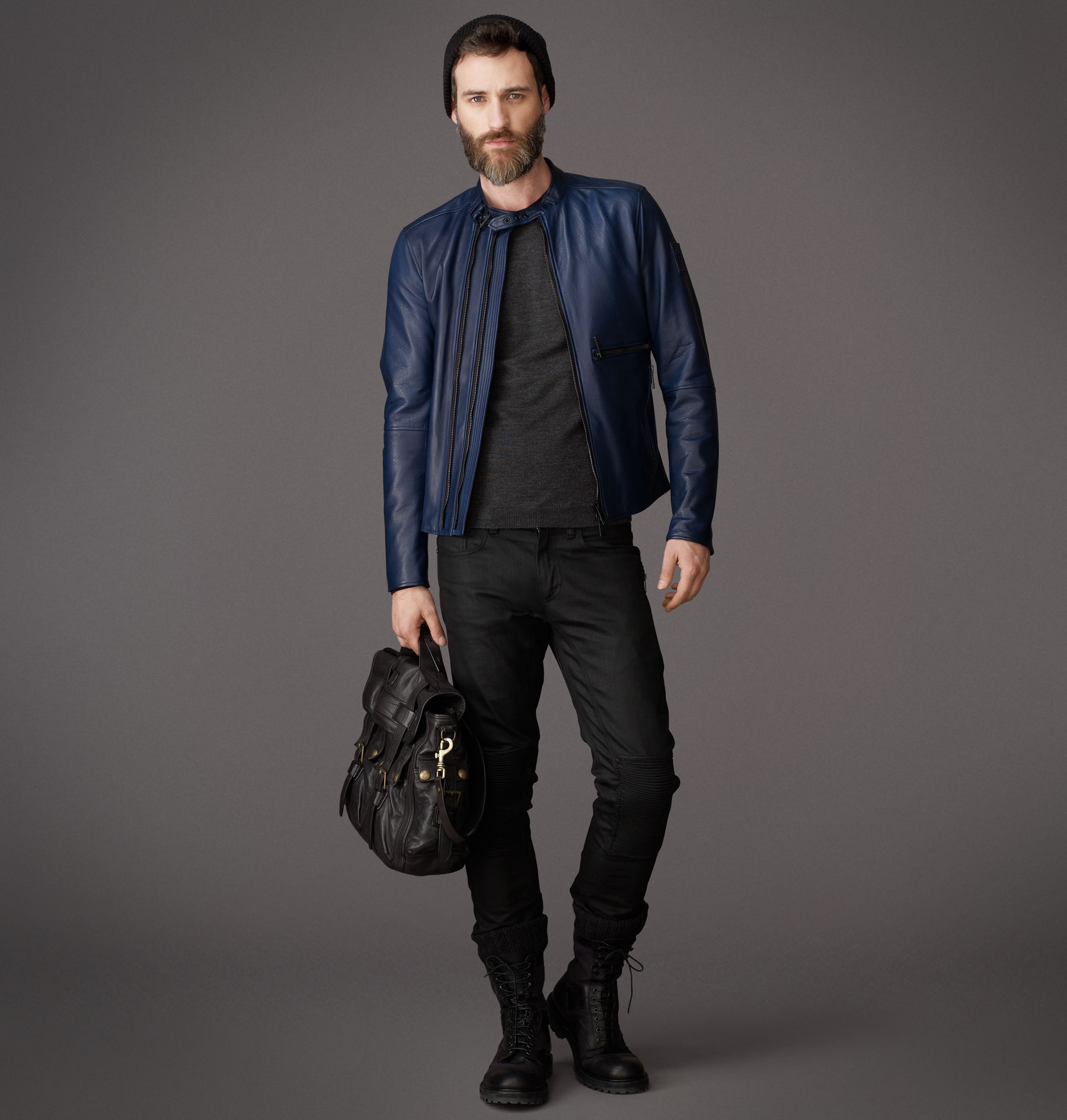 Belstaff Jacket Blue