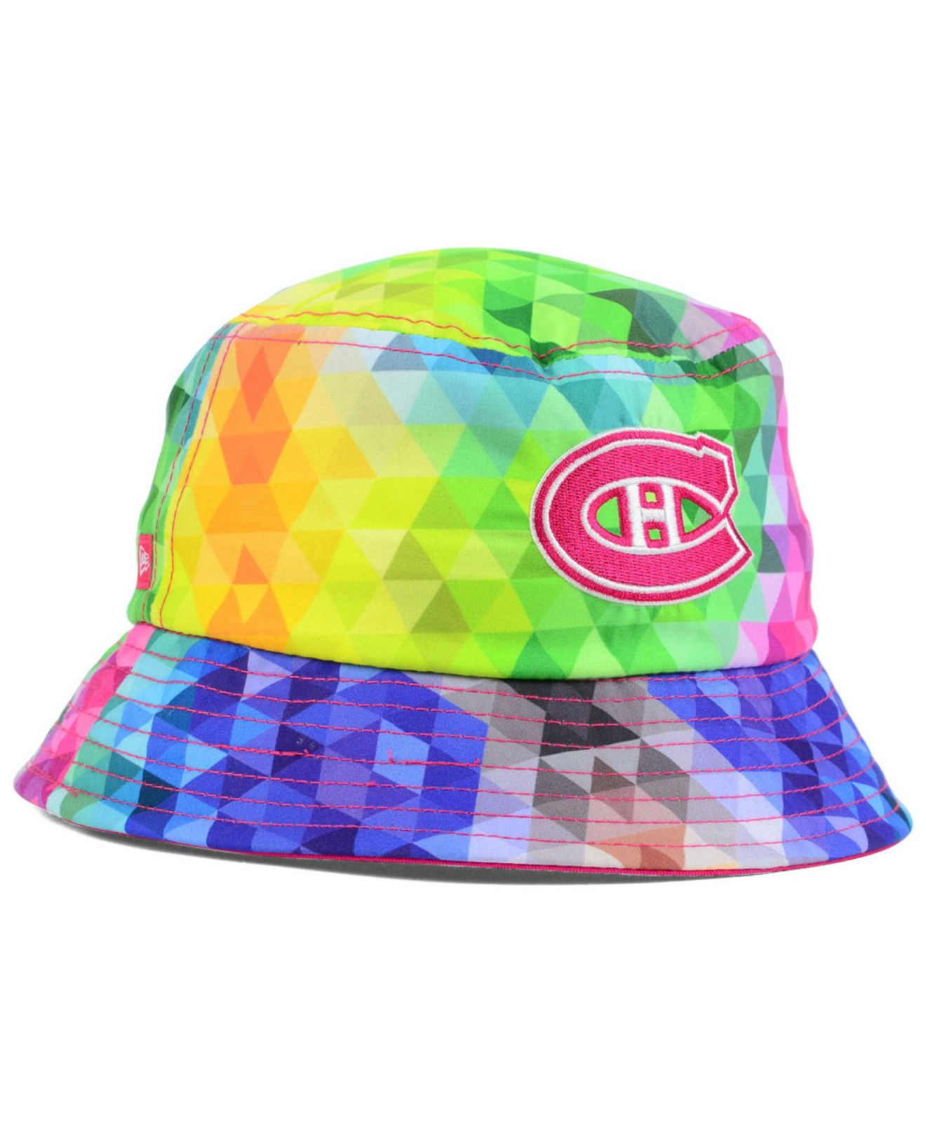 Lyst - KTZ Girls  Montreal Canadiens Gem Bucket Hat dfe2288e4ee