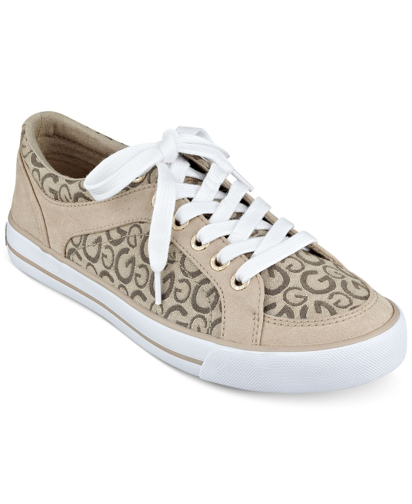 G By Guess Shoes White