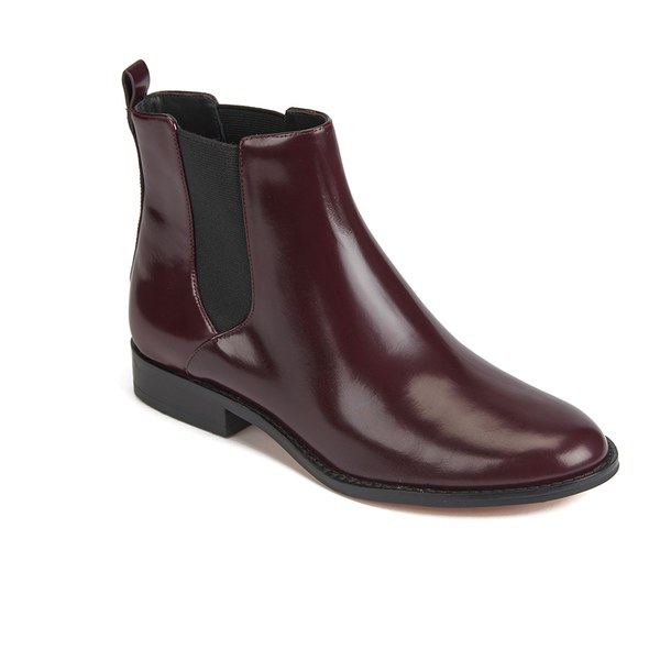 Model RED Ladies Chelsea Boots At Mr Shoes
