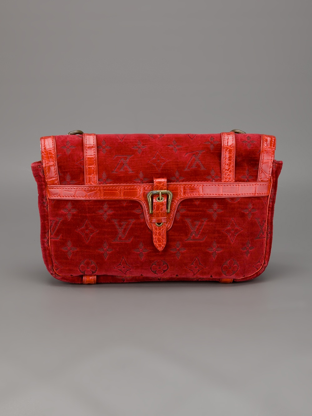 Louis Vuitton Limited Edition Bag in Red