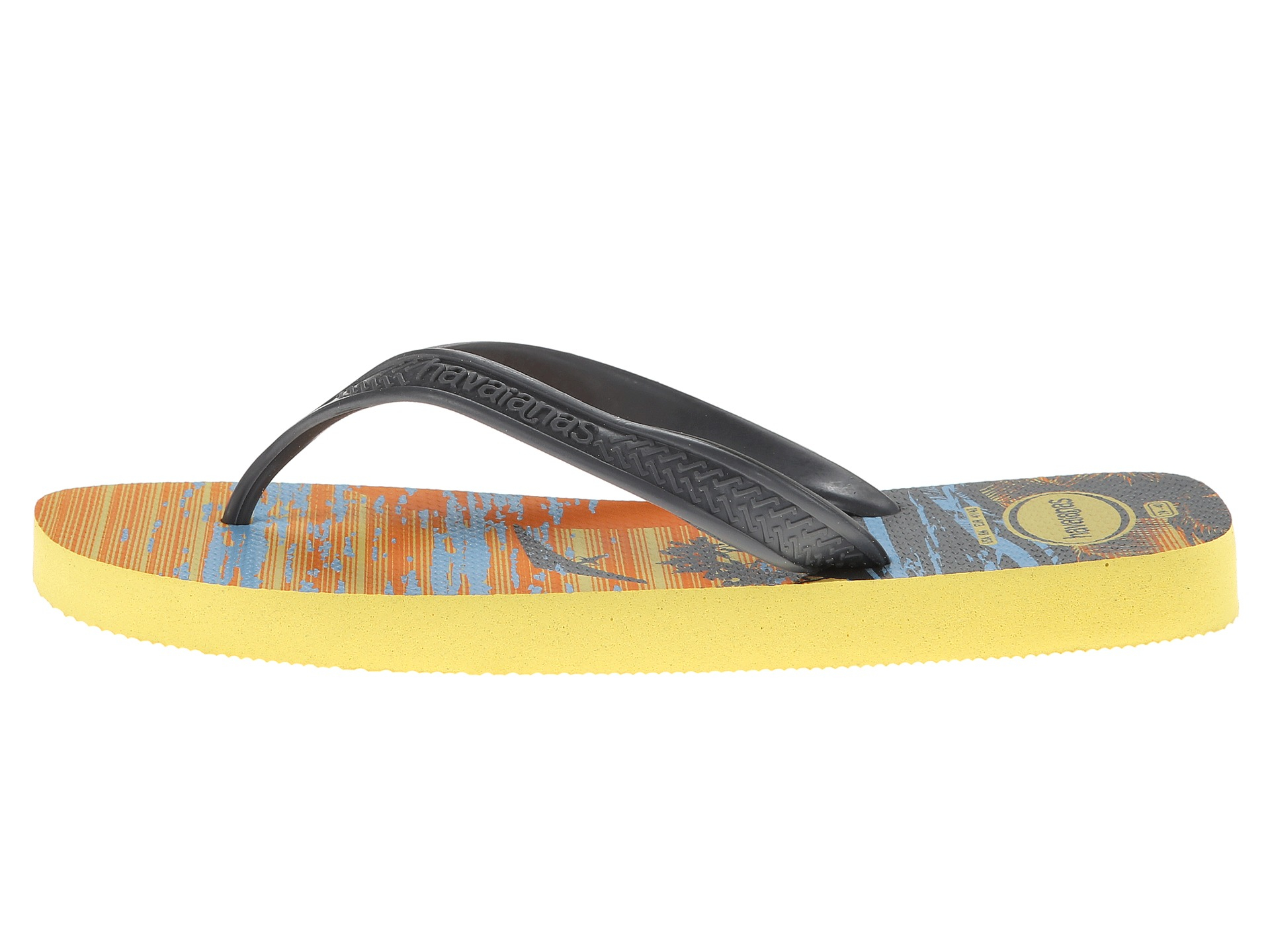 865d0ae2a851a Lyst - Havaianas Surf Flip Flops in Yellow for Men