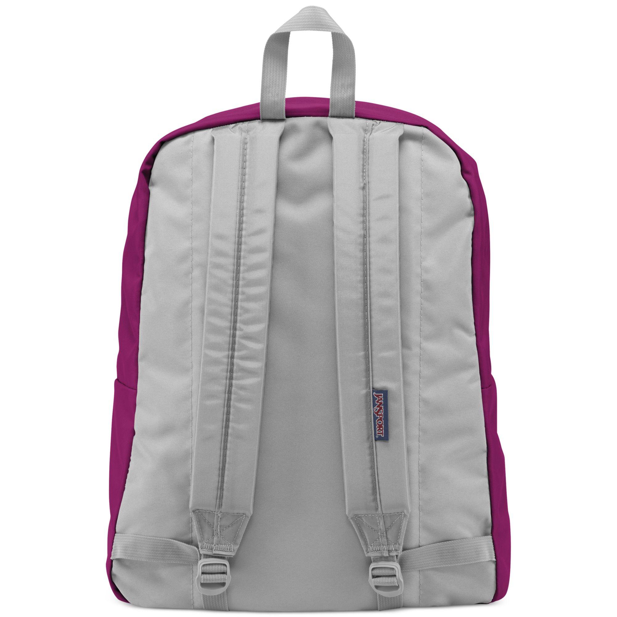 Jansport Superbreak Backpack in Purple for Men | Lyst