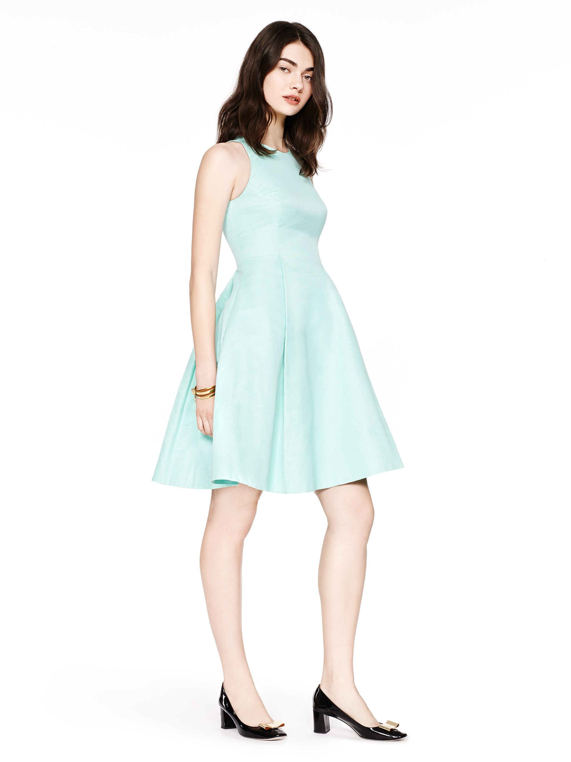 cd5fa1eba3 Lyst - Kate Spade Angelika Dress in Blue