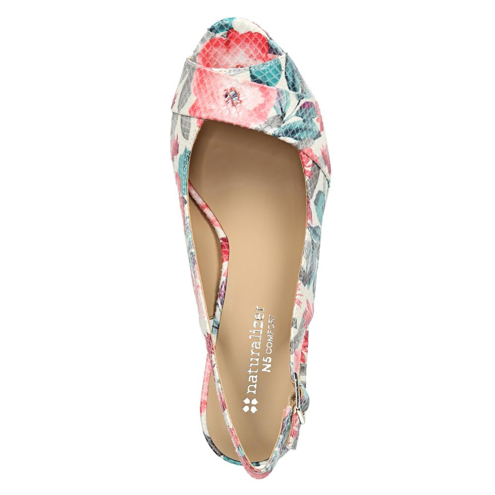 d836e7f9286ed6 Lyst - Naturalizer Indeed Dress Sandals