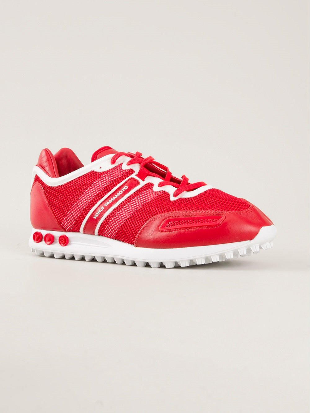 e0806807935 Lyst - Y-3 Tokio Trainer in Red for Men